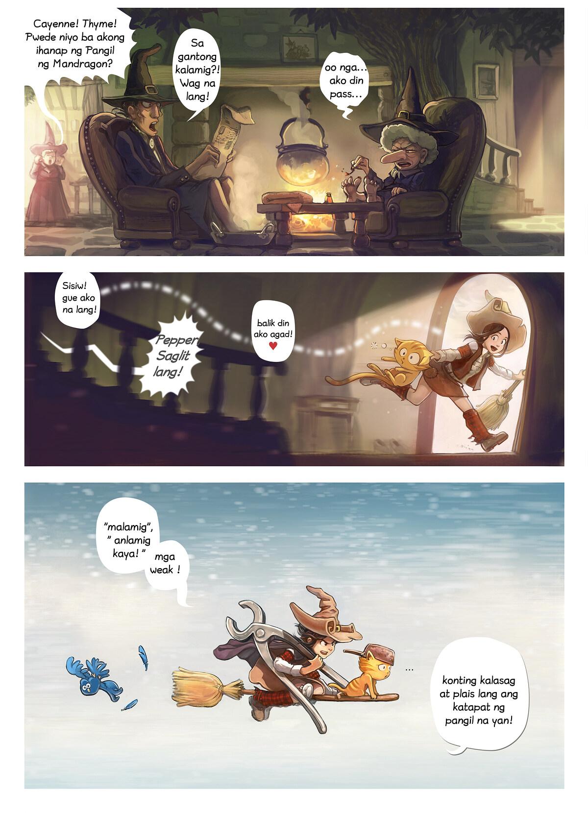 Episode 14: Pangil ng Mandragon, Page 2