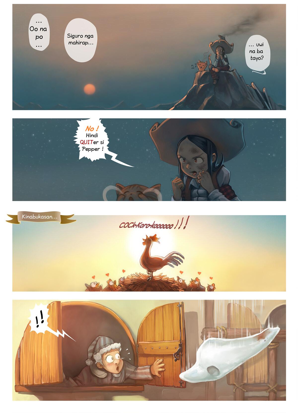 Episode 14: Pangil ng Mandragon, Page 5