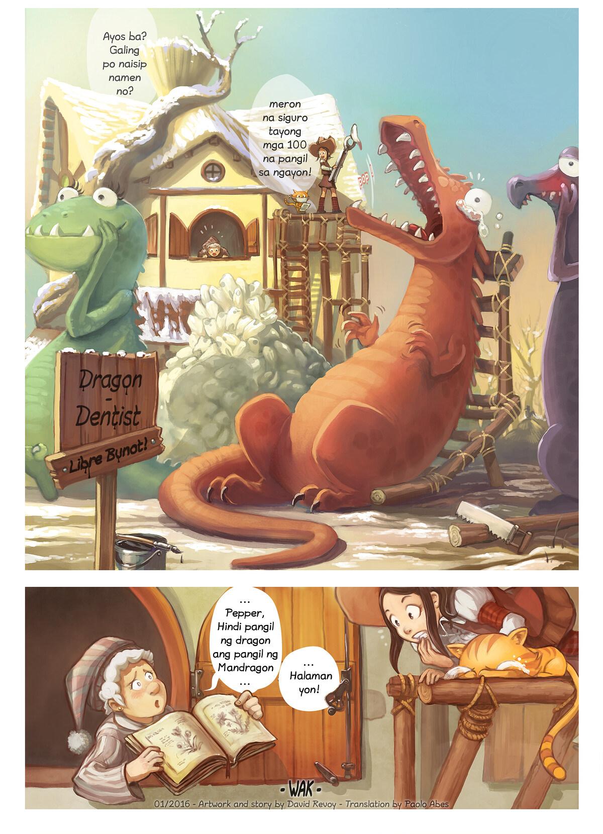 Episode 14: Pangil ng Mandragon, Page 6