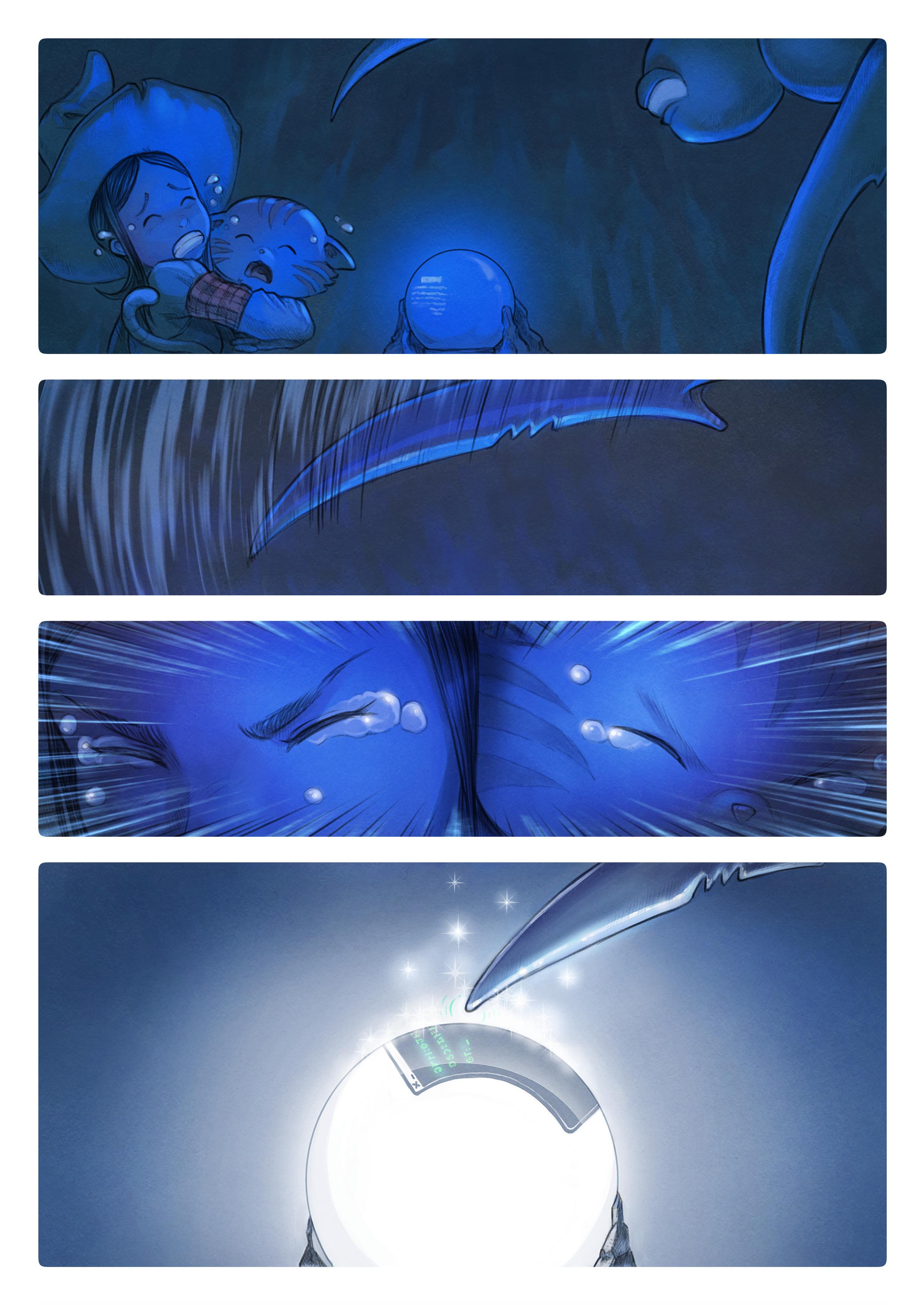 Episodio 15: La sfera di cristallo, Page 6