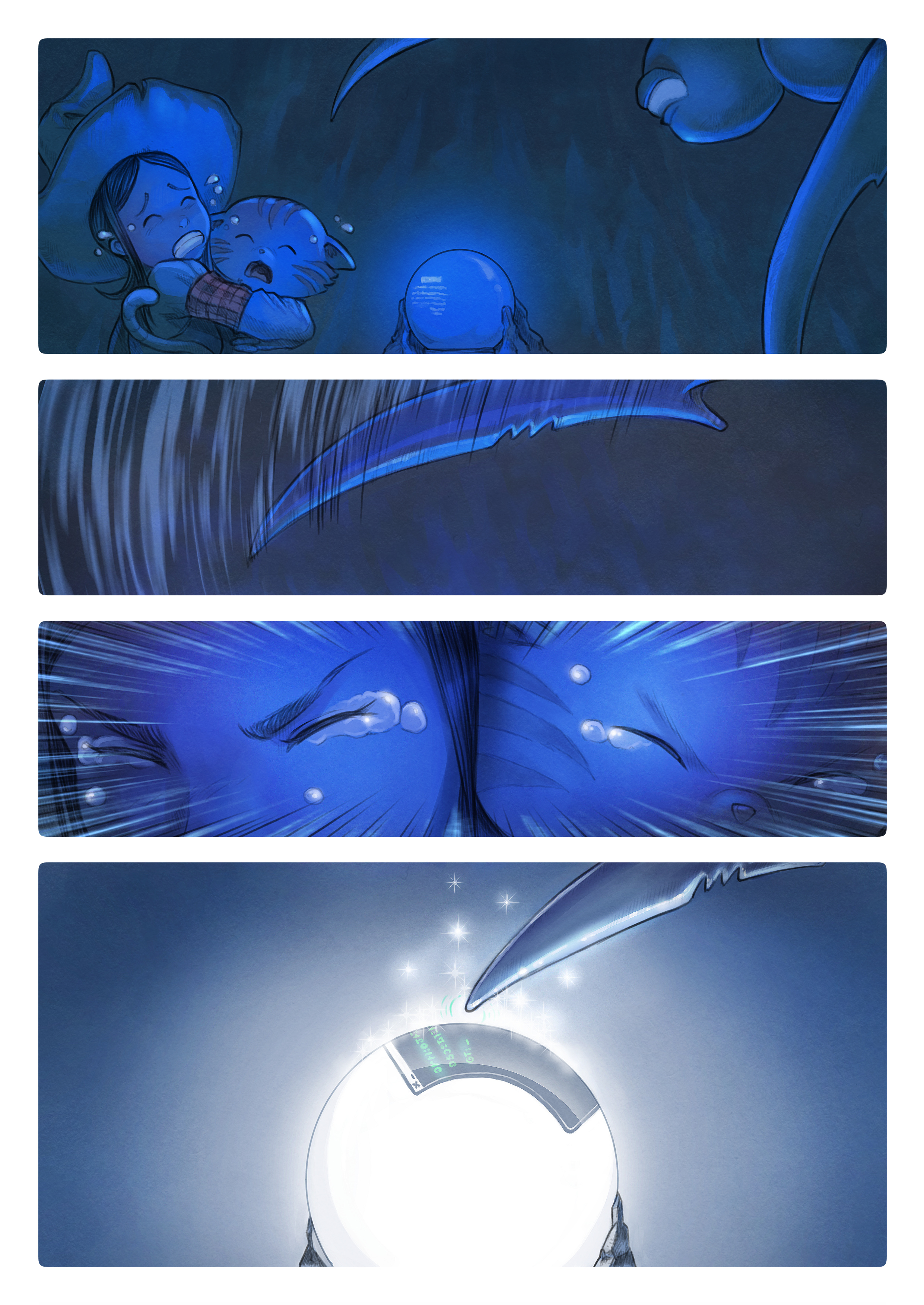 エピソード 15: 水晶玉, ページ 6