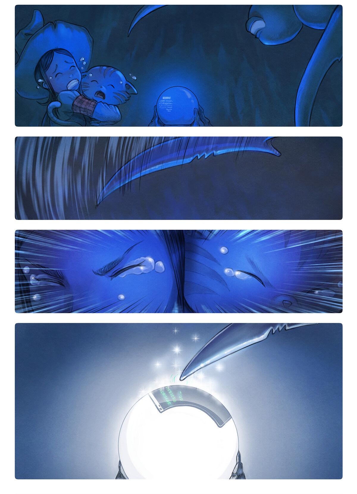Эпизод 15: Хрустальный шар, Page 6