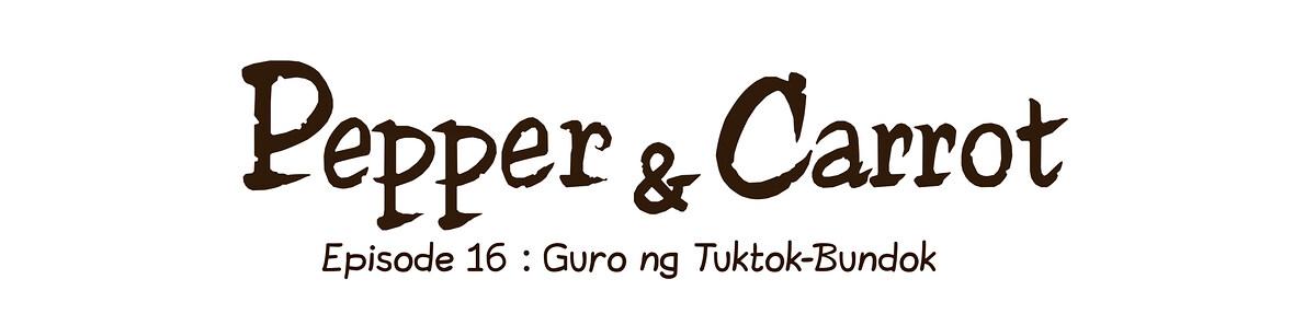 Episode 16 : Guro ng Tuktok-Bundok