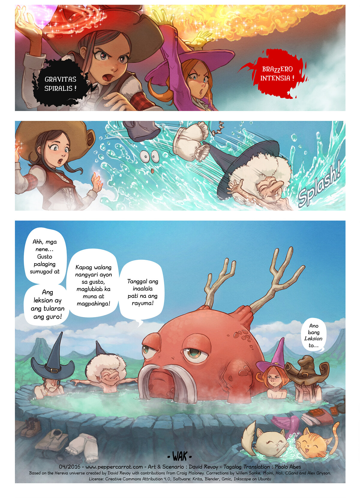 Episode 16 : Guro ng Tuktok-Bundok, Page 6