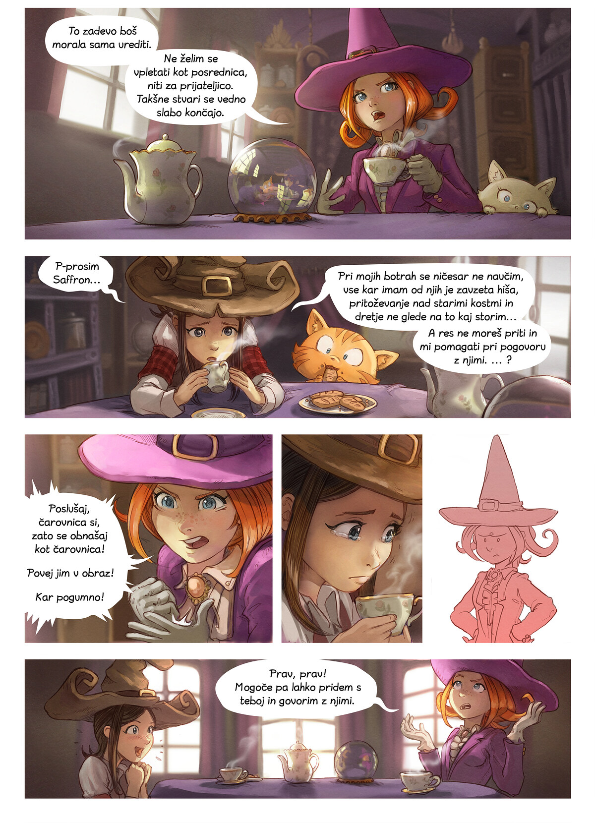 Epizoda 16: Modrec na gori, Page 2