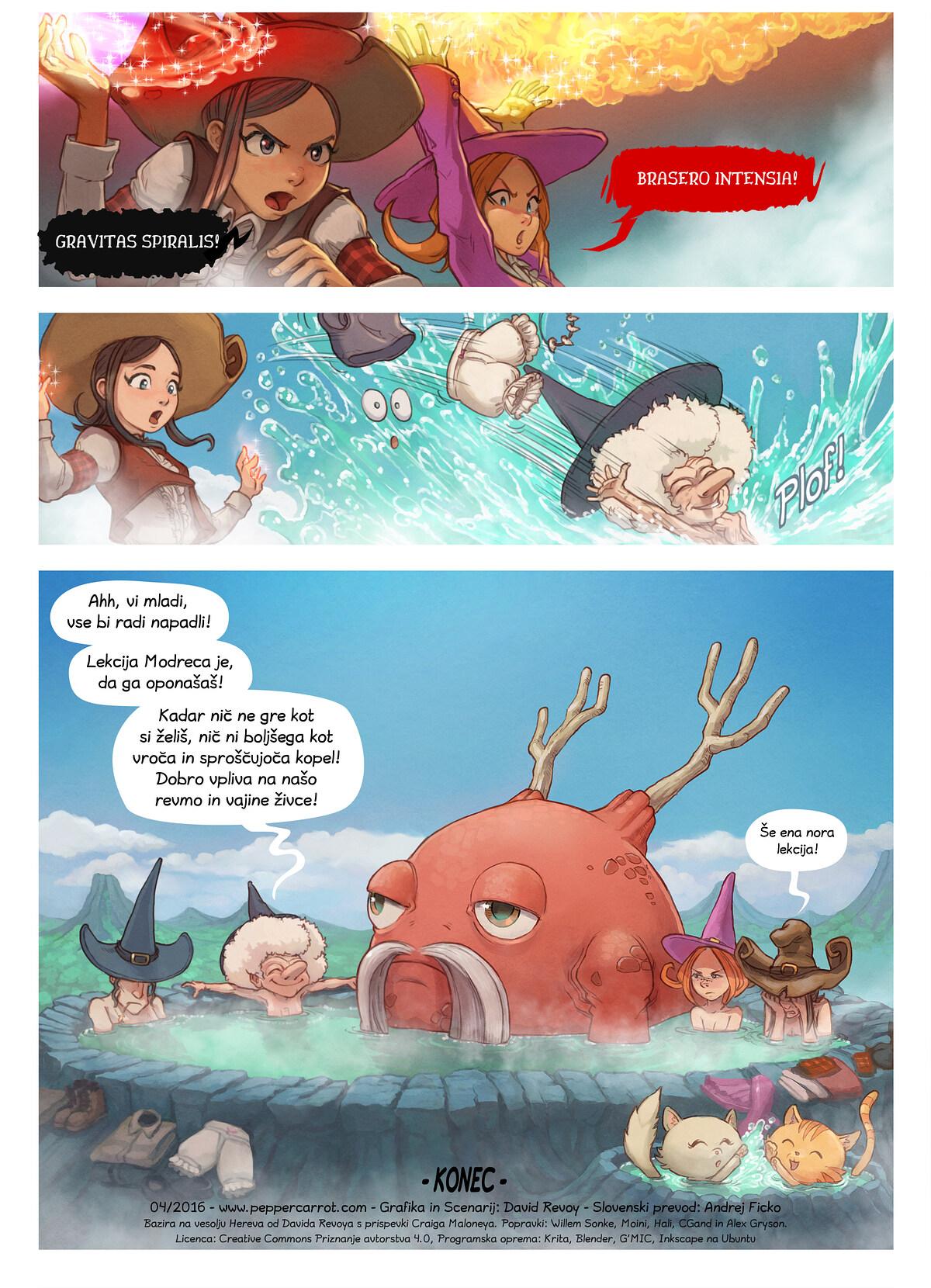 Epizoda 16: Modrec na gori, Page 6