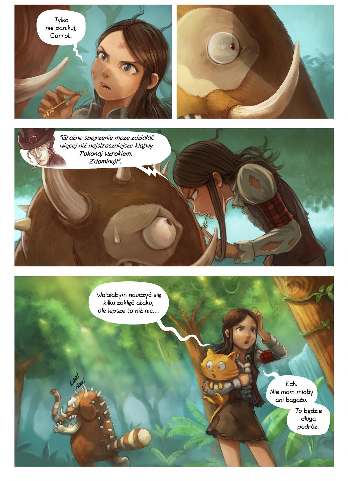 Odcinek 17: Świeży start, Page 4