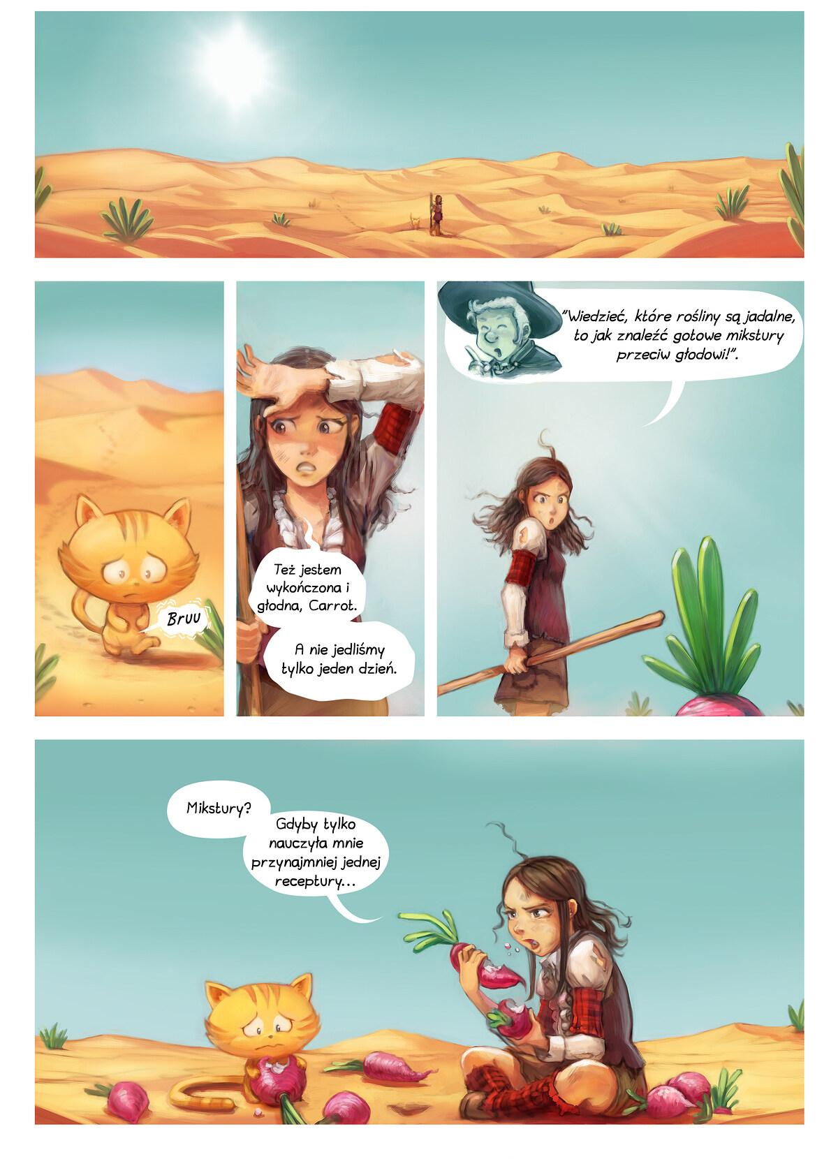 Odcinek 17: Świeży start, Page 5