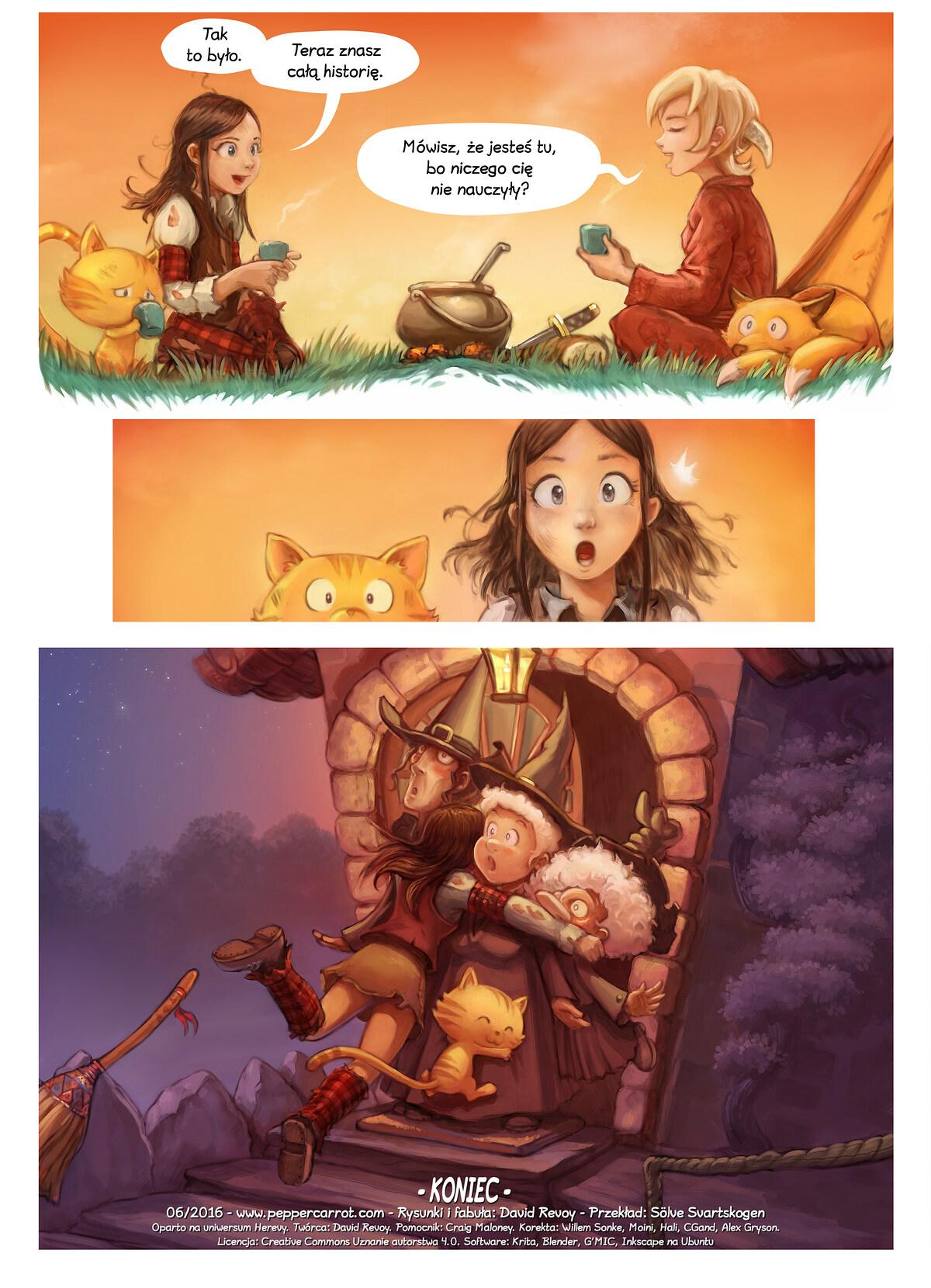 Odcinek 17: Świeży start, Page 7