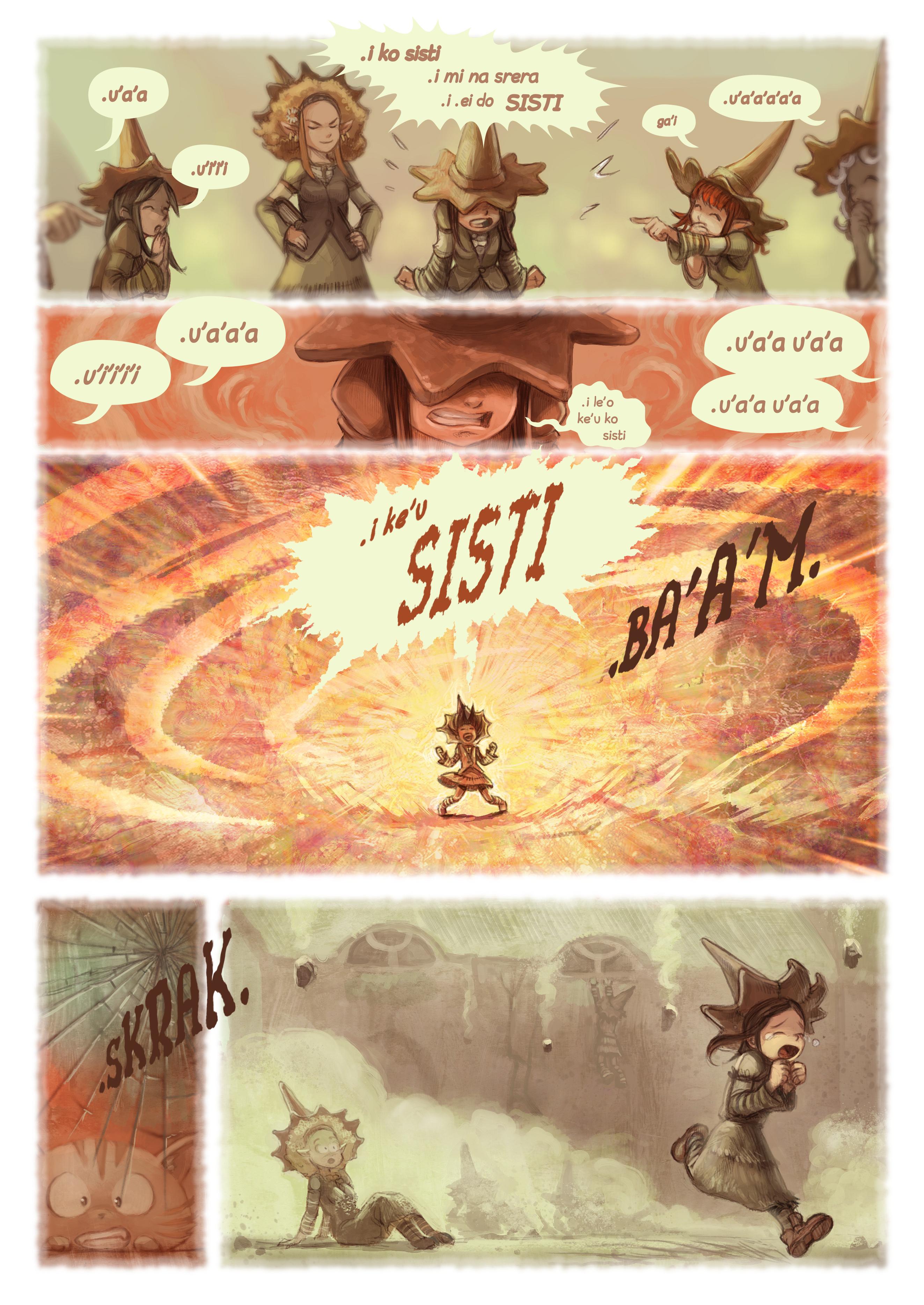 i 18 mo'o lisri le nu penmi, Page 4
