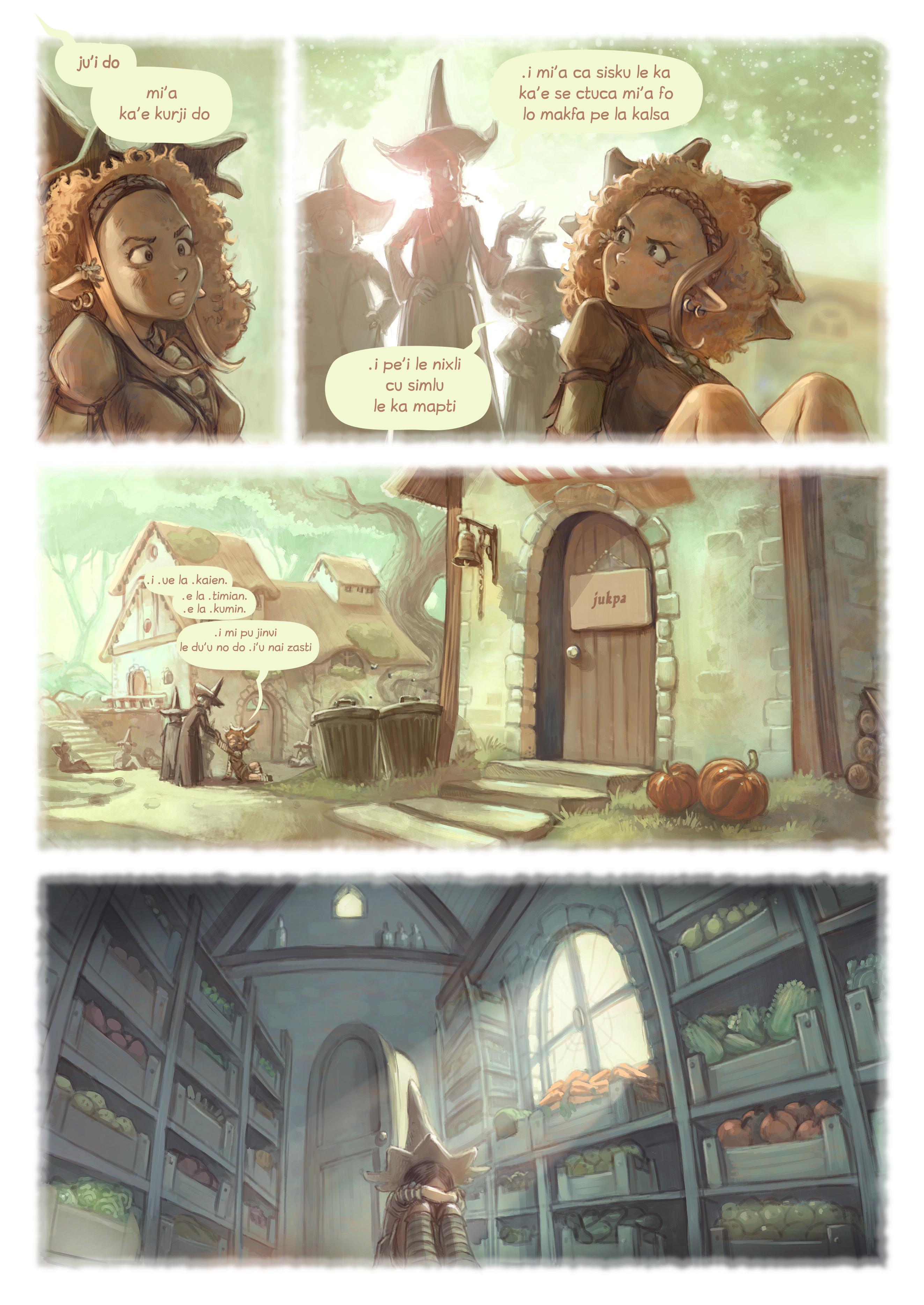 i 18 mo'o lisri le nu penmi, Page 5