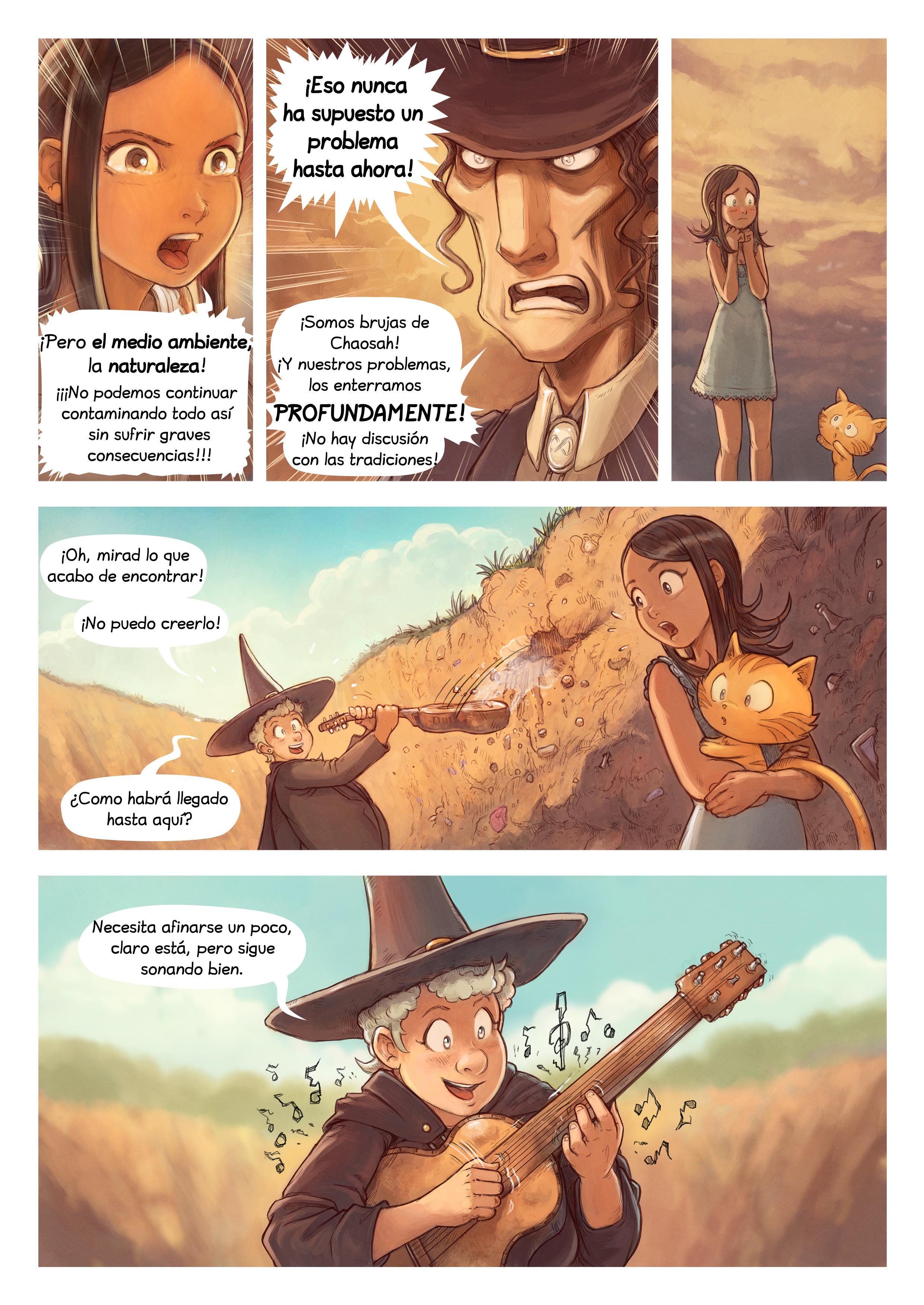 Episodio 19: Polución, Page 6
