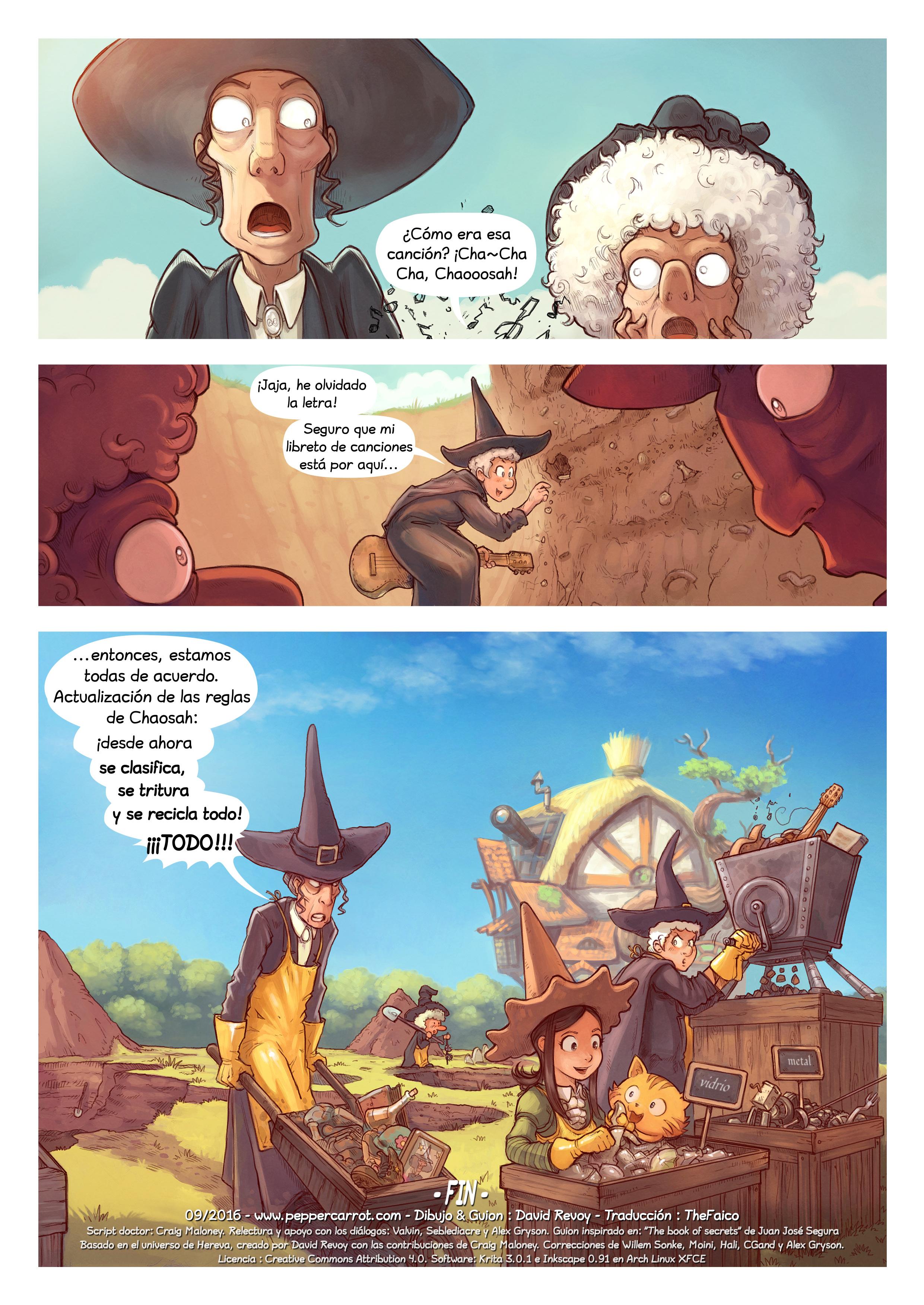 Episodio 19: Polución, Page 7