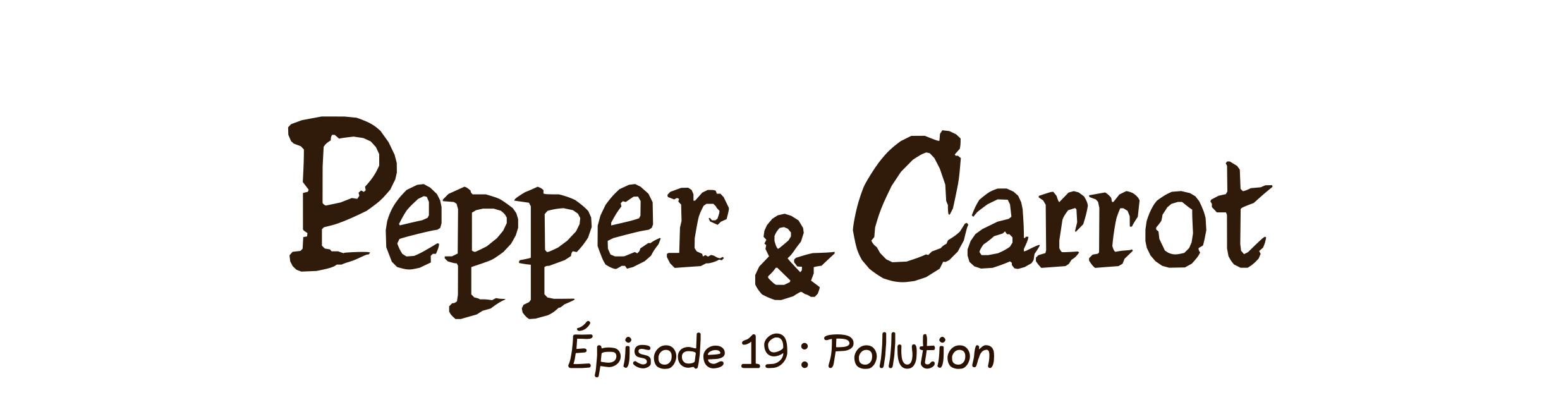 Épisode 19 : Pollution
