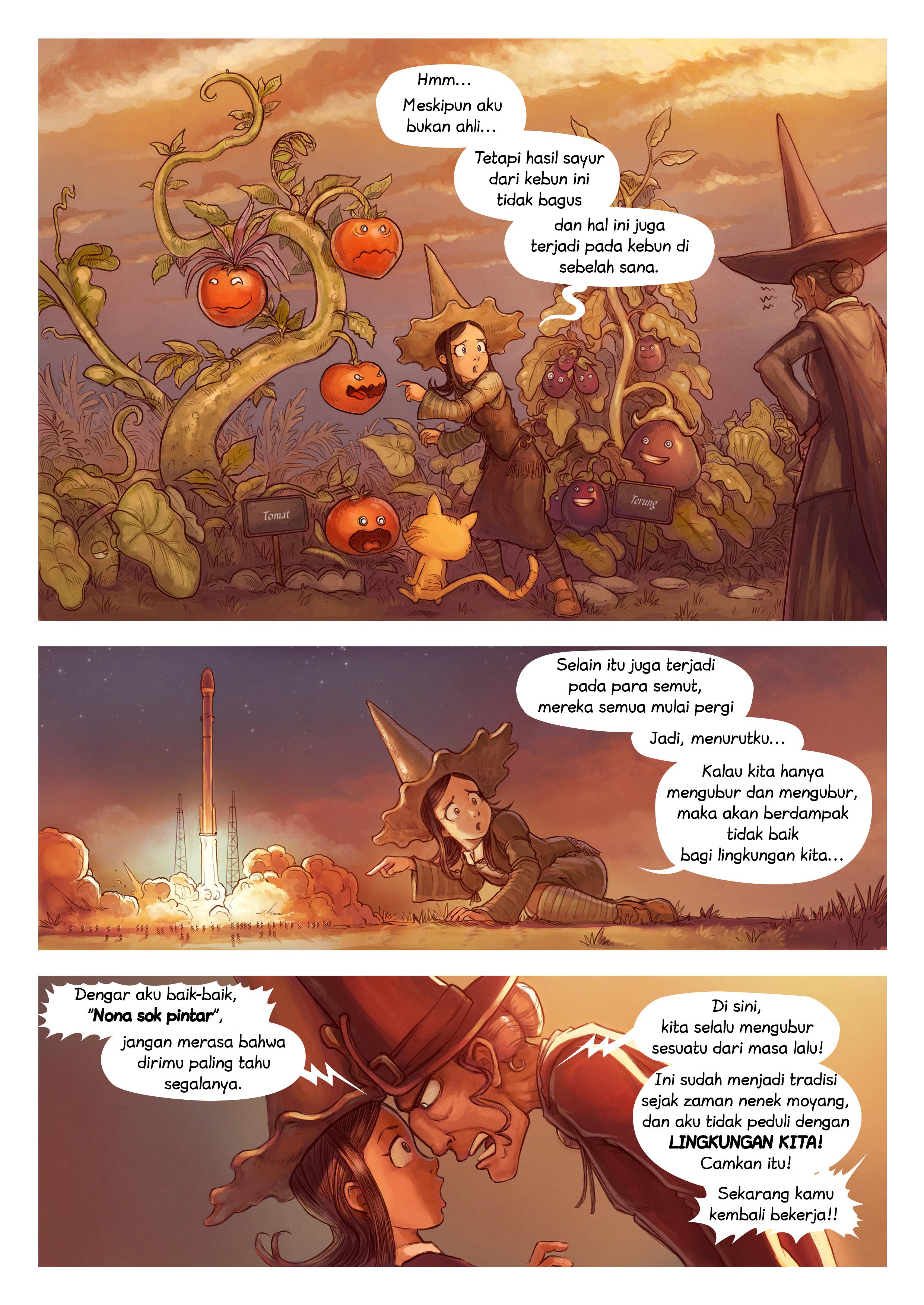 Episode 19: Lingkungan, Page 2