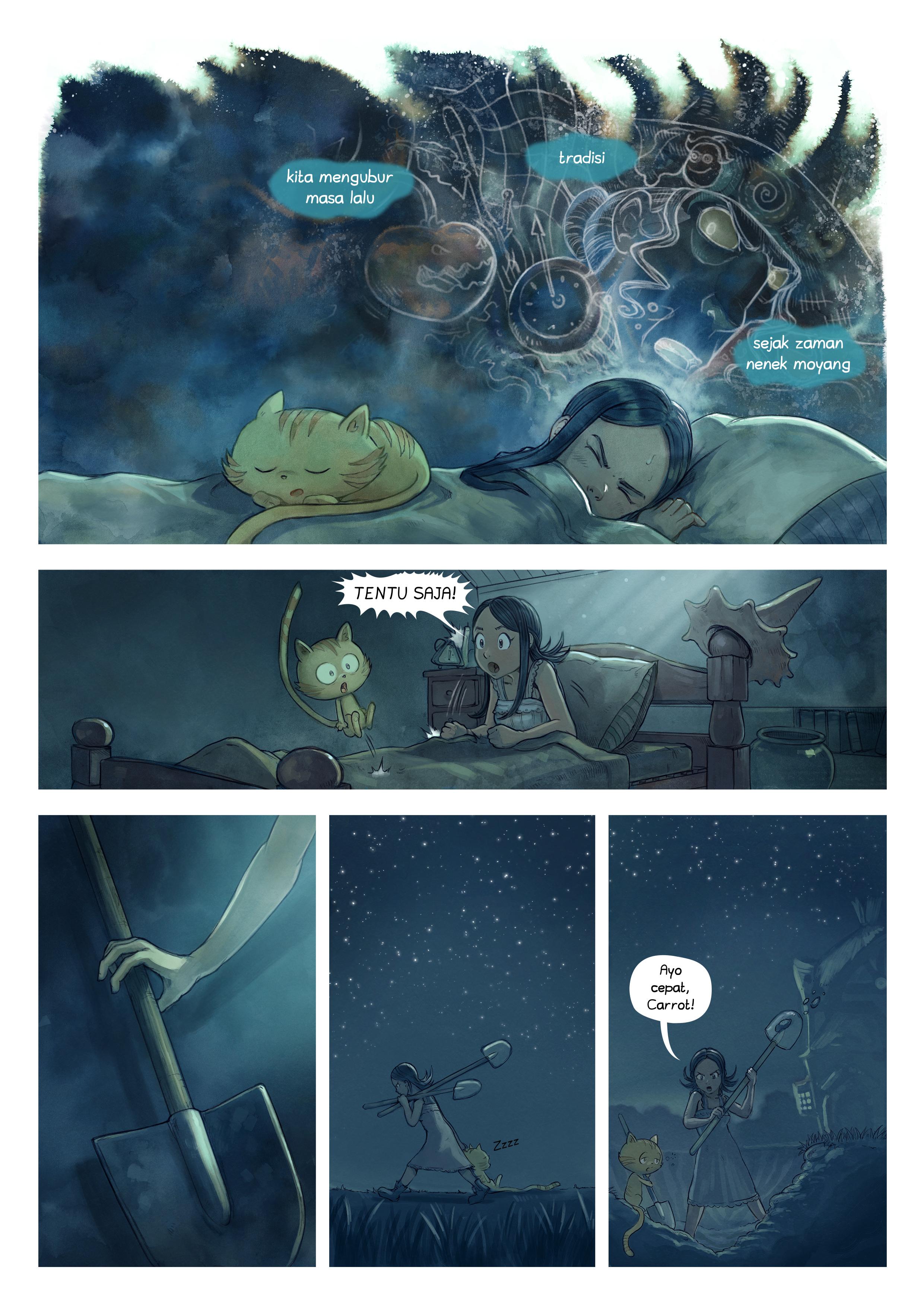 Episode 19: Lingkungan, Page 3