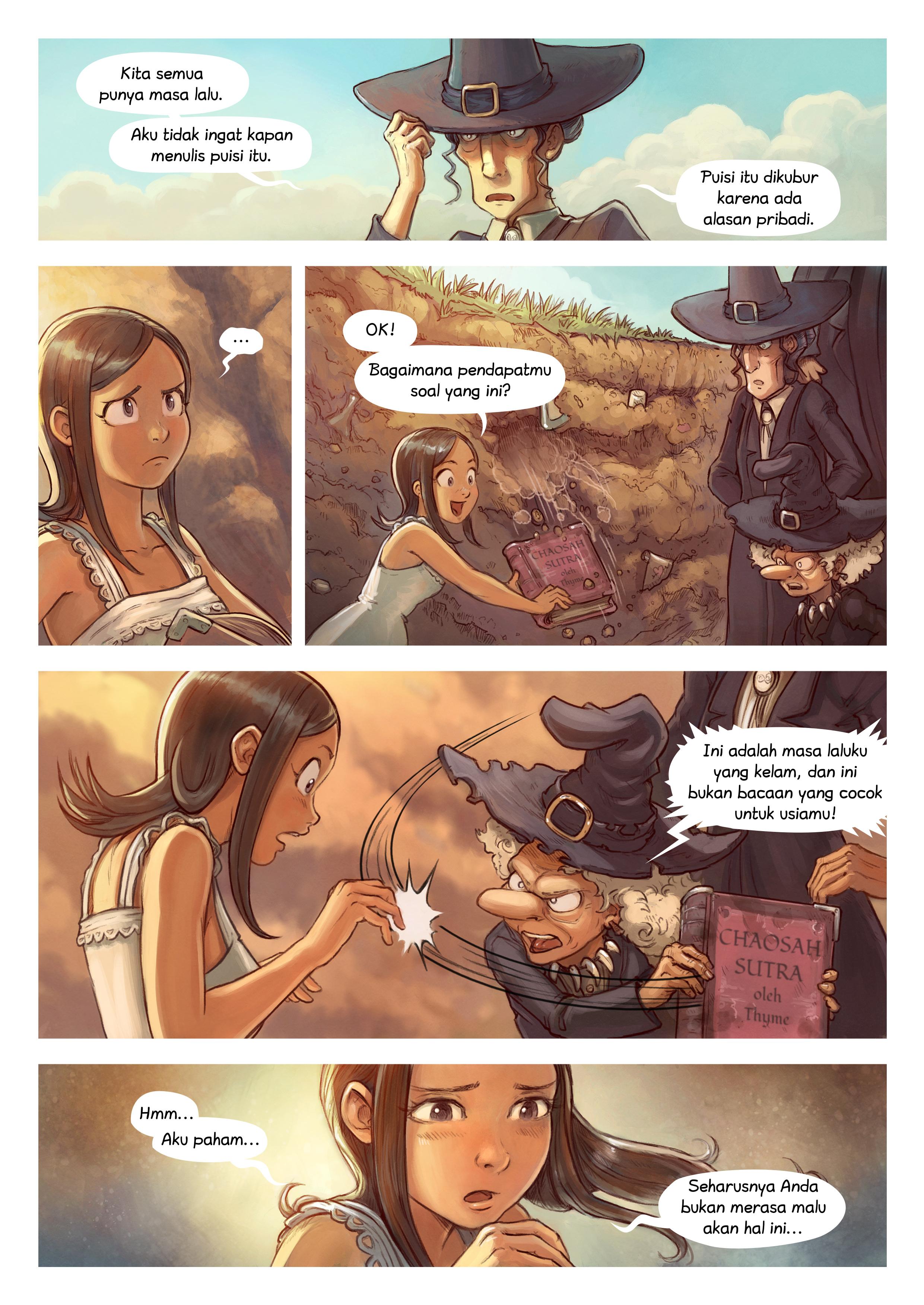 Episode 19: Lingkungan, Page 5