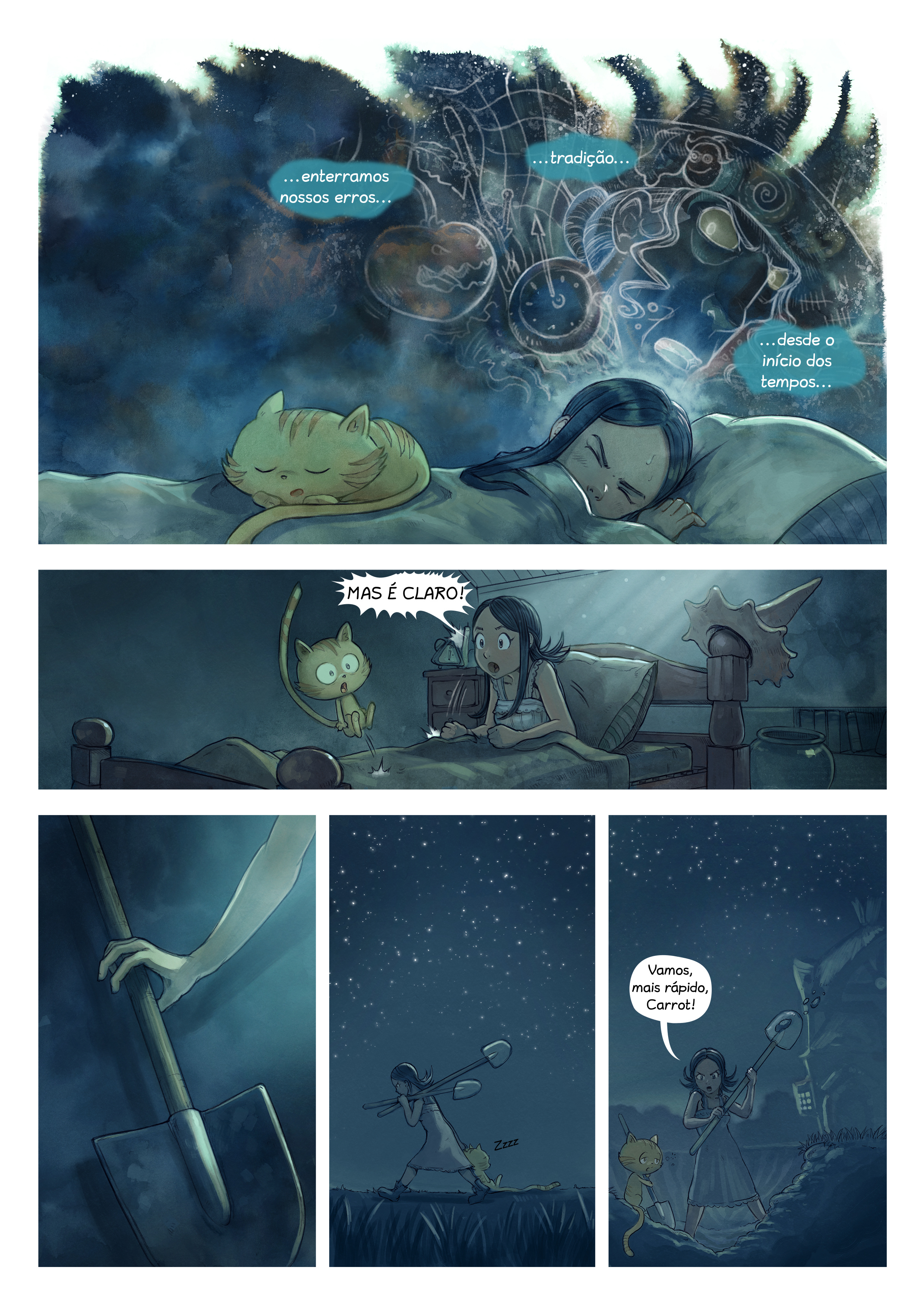 Episódio 19: Poluição, Page 3