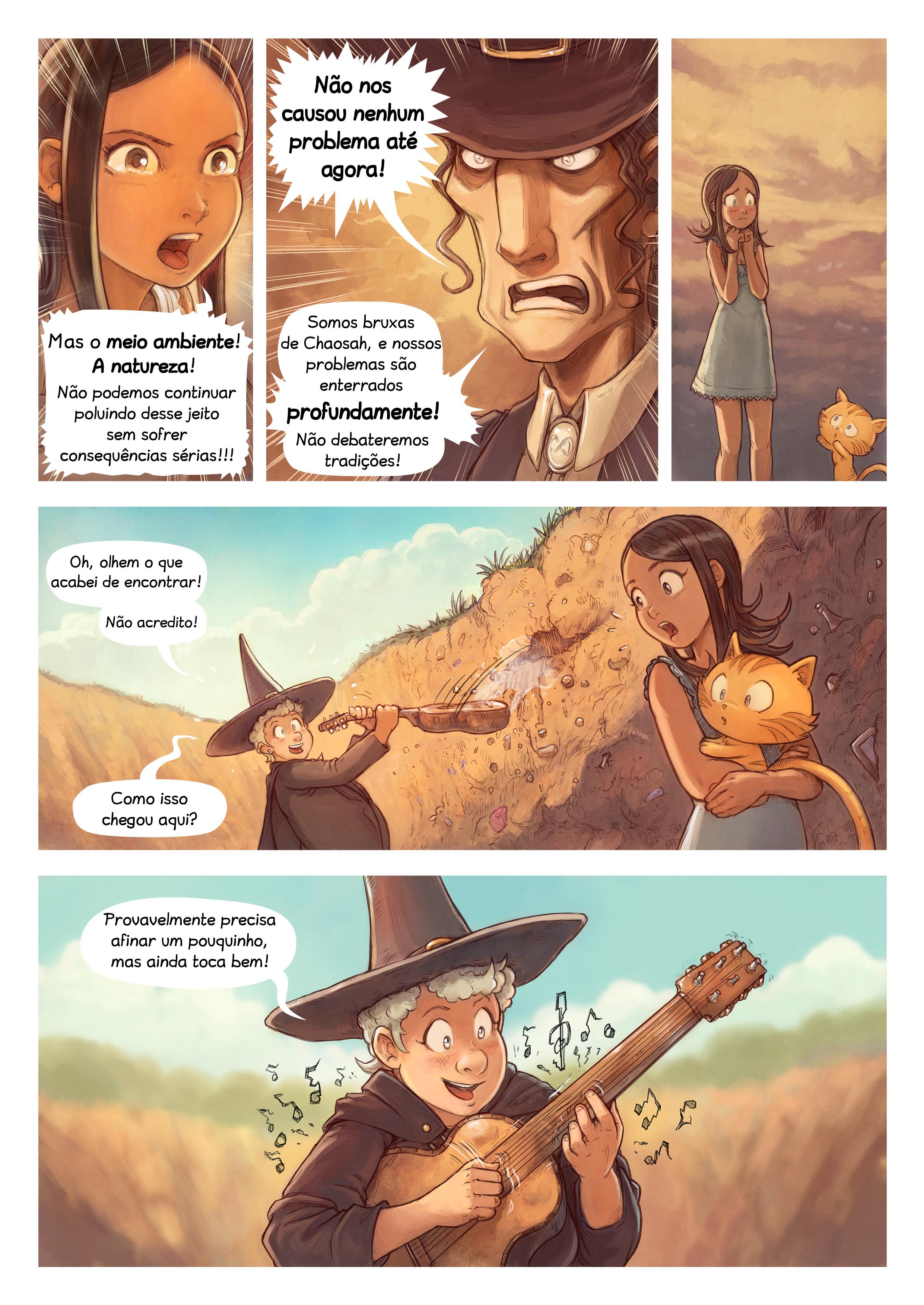 Episódio 19: Poluição, Page 6
