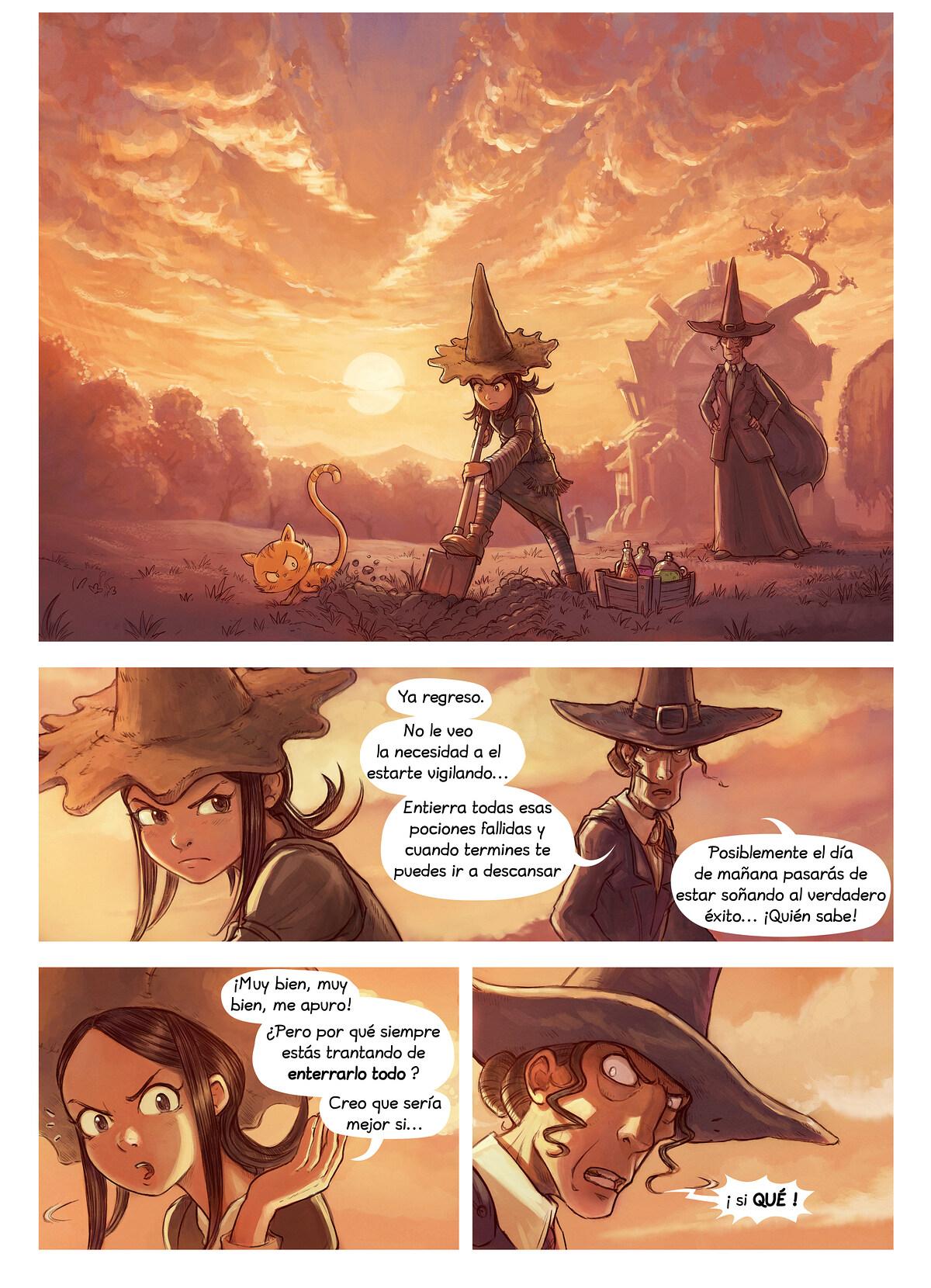 Episodio 19 : Contaminación, Page 1