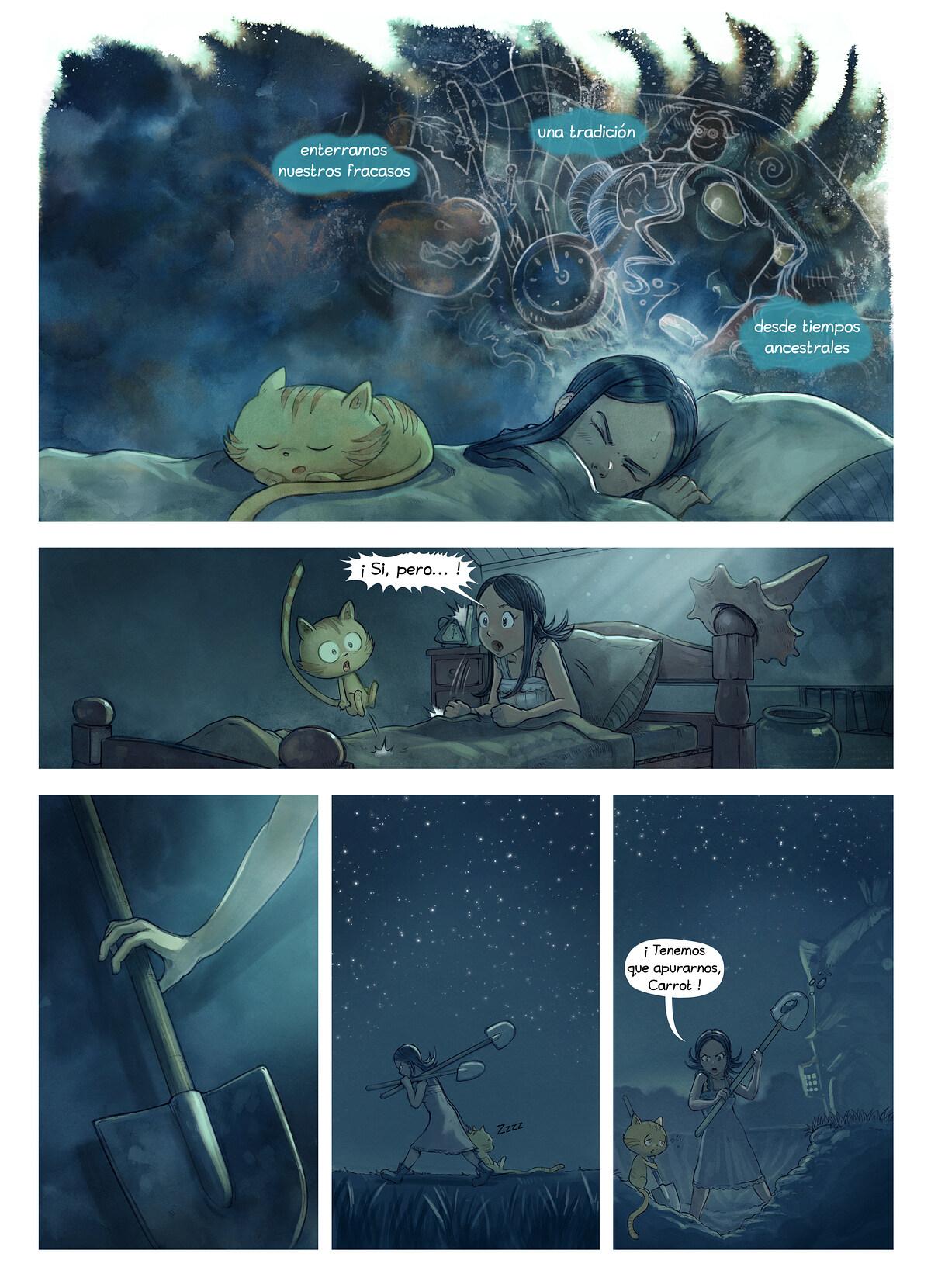 Episodio 19 : Contaminación, Page 3
