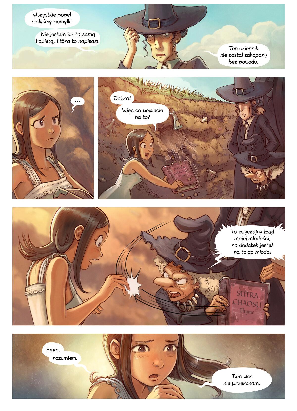 Odcinek 19: Skażenie, Page 5