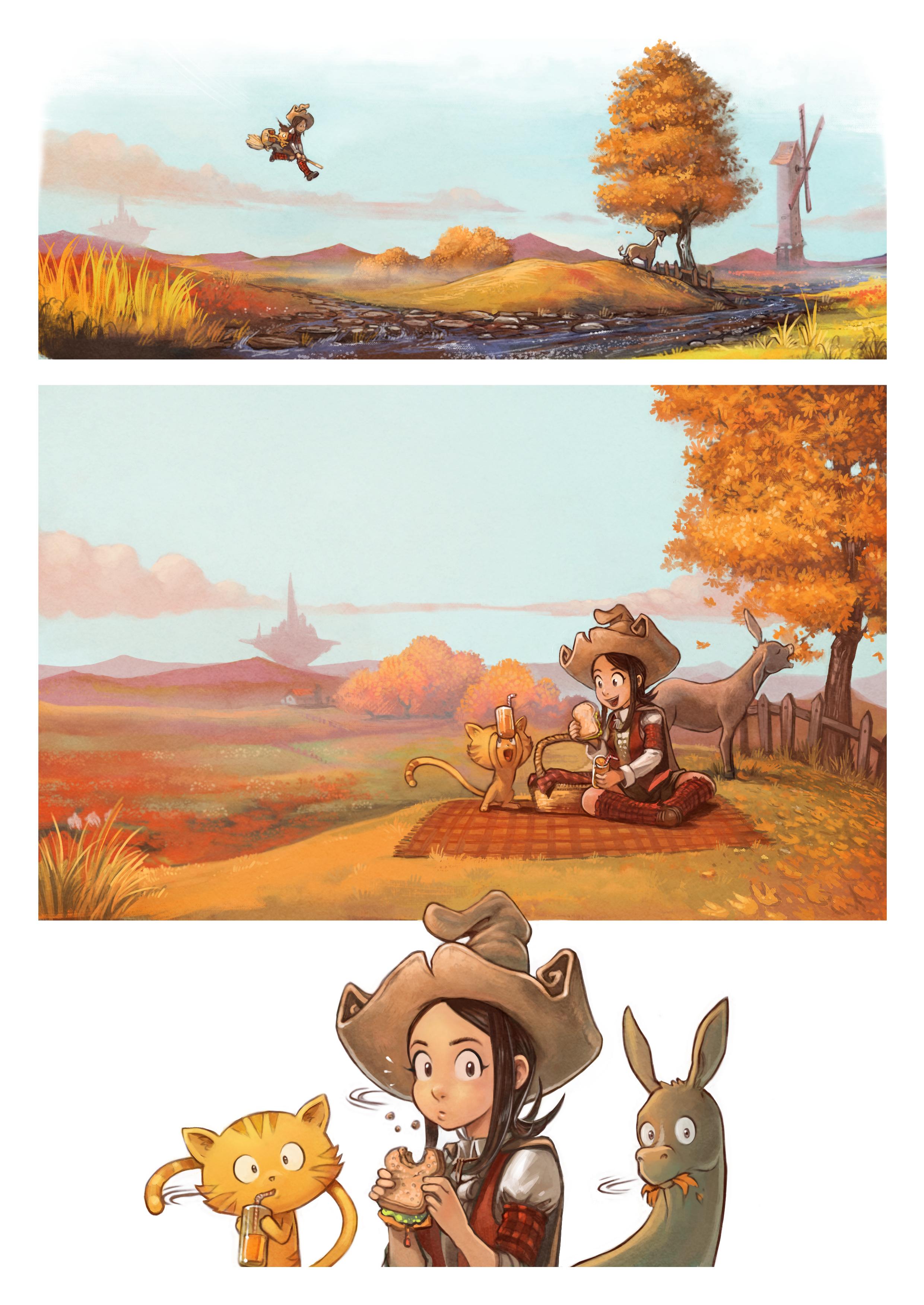 Епізод 20: Пікнік, Page 1