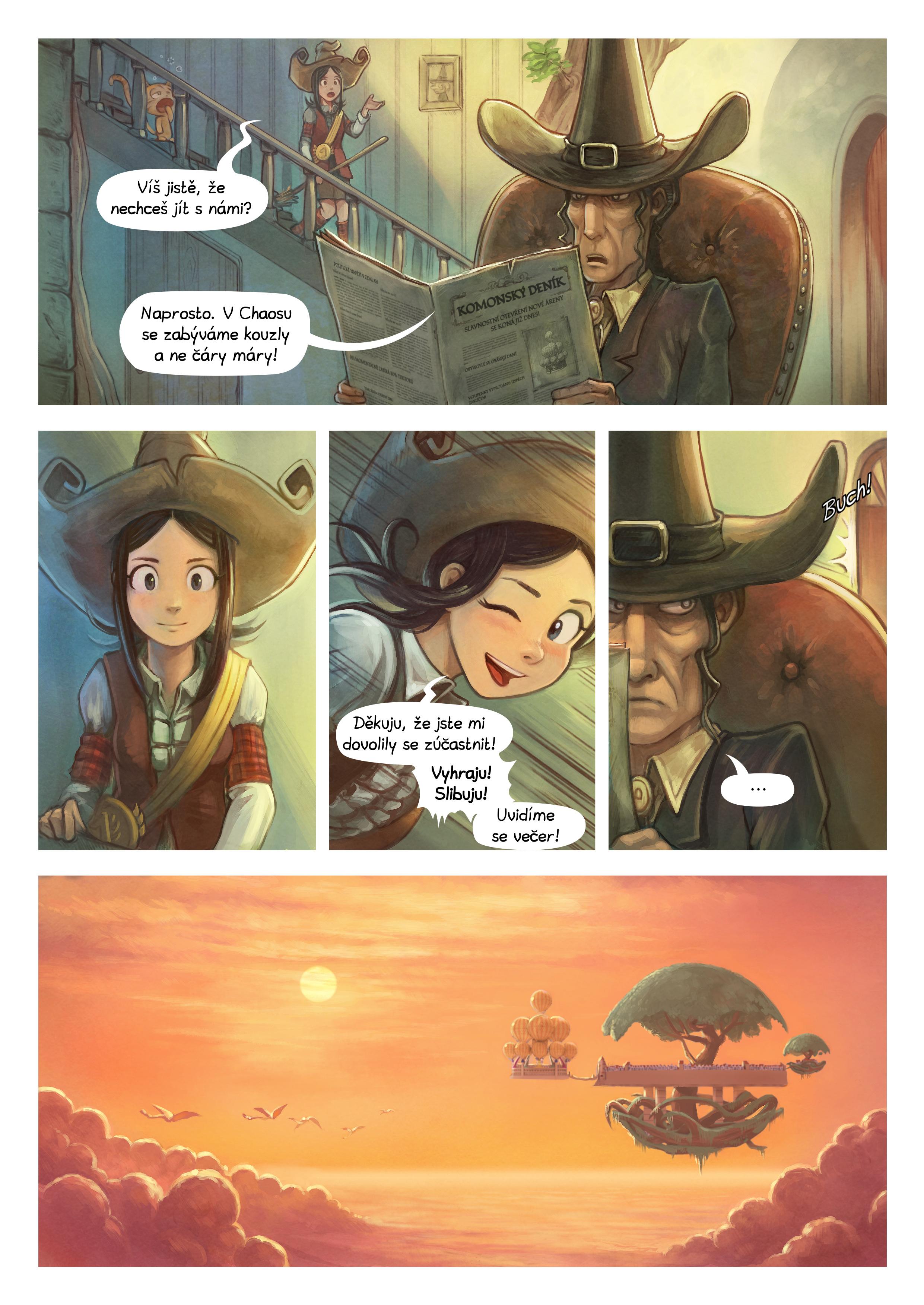 21. díl: Kouzelnická soutěž, Page 2