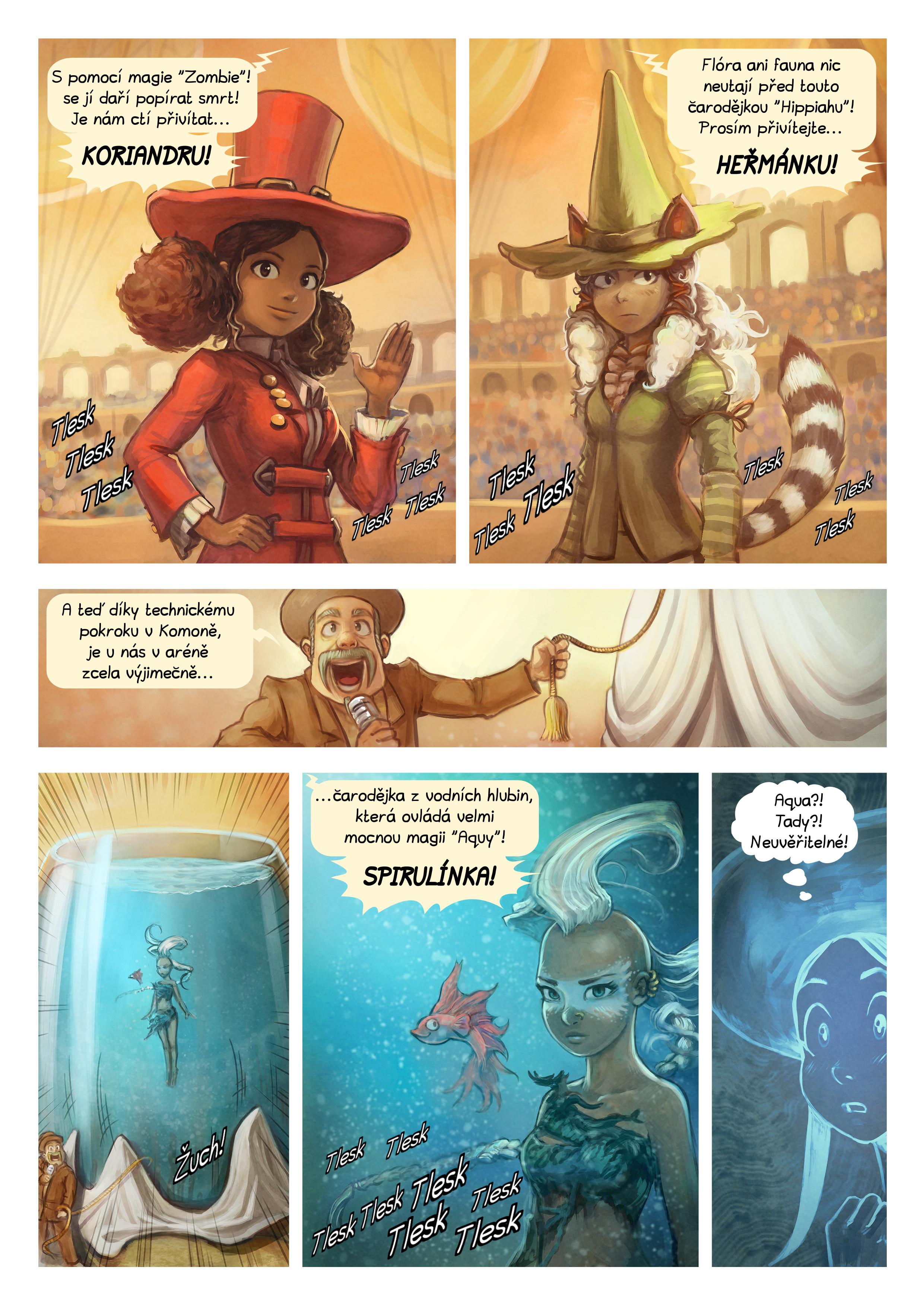 21. díl: Kouzelnická soutěž, Page 4