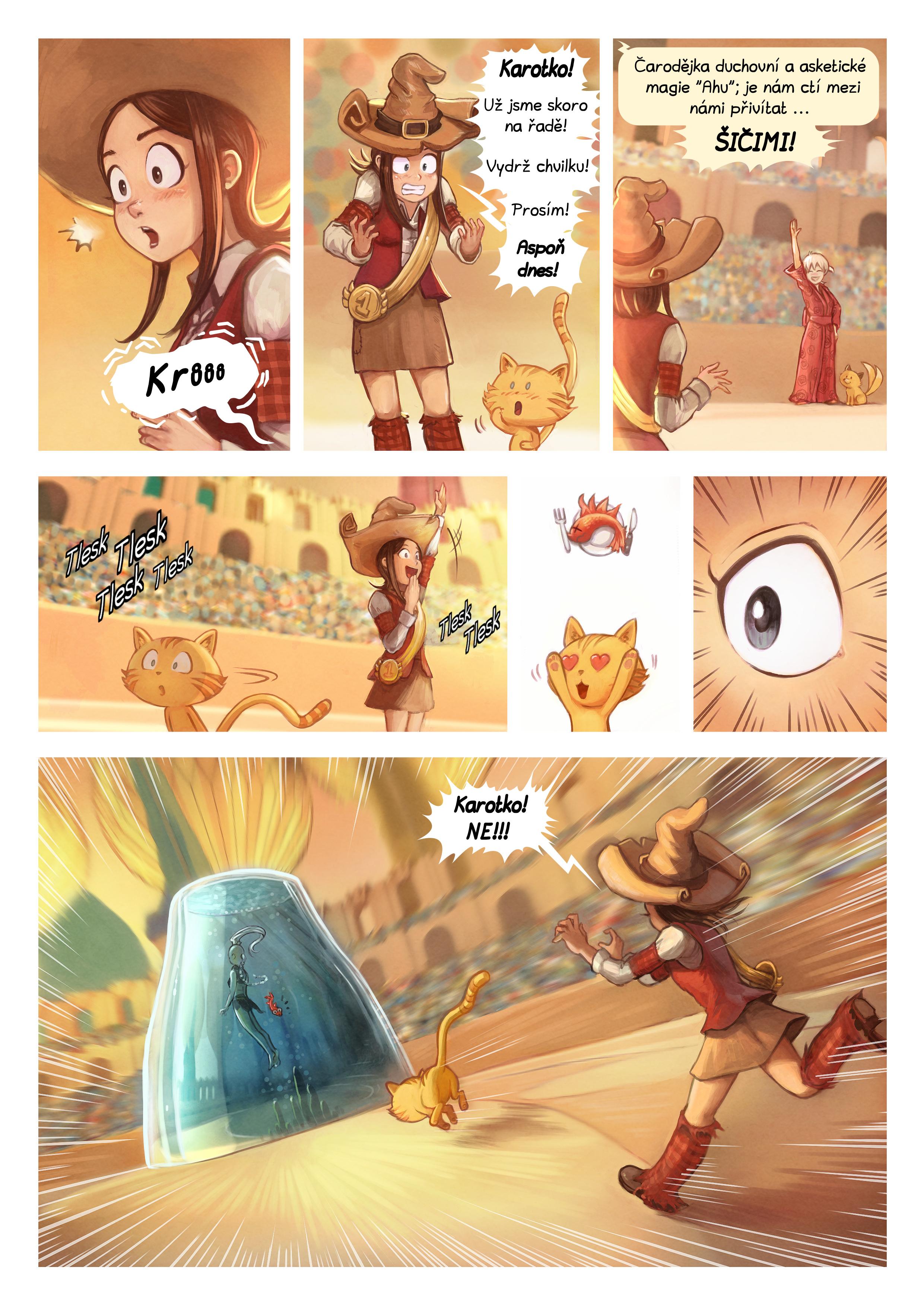 21. díl: Kouzelnická soutěž, Page 5