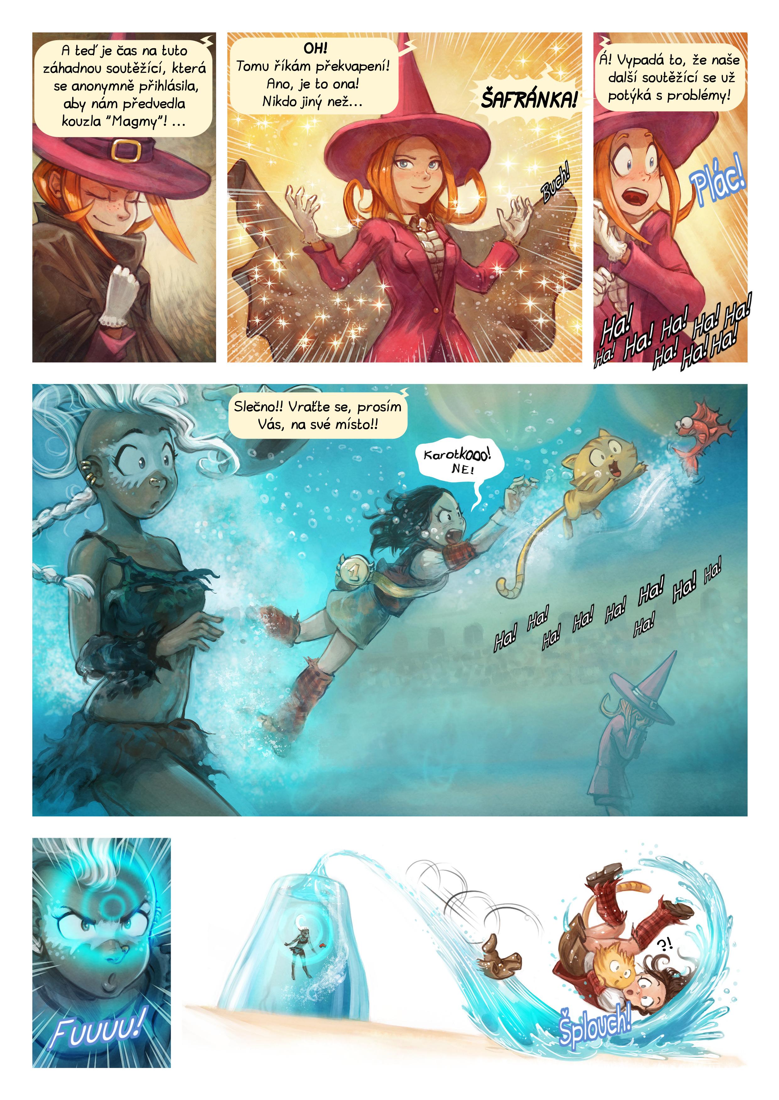 21. díl: Kouzelnická soutěž, Page 6