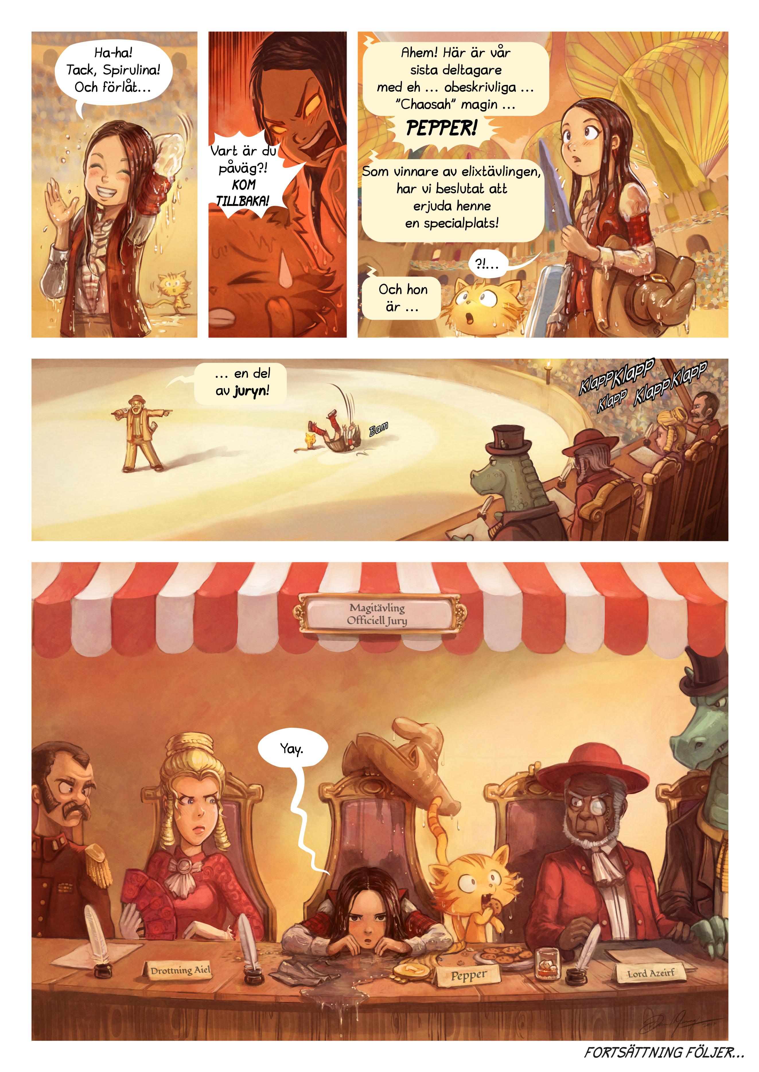 Episode 21: Magitävlingen, Page 7