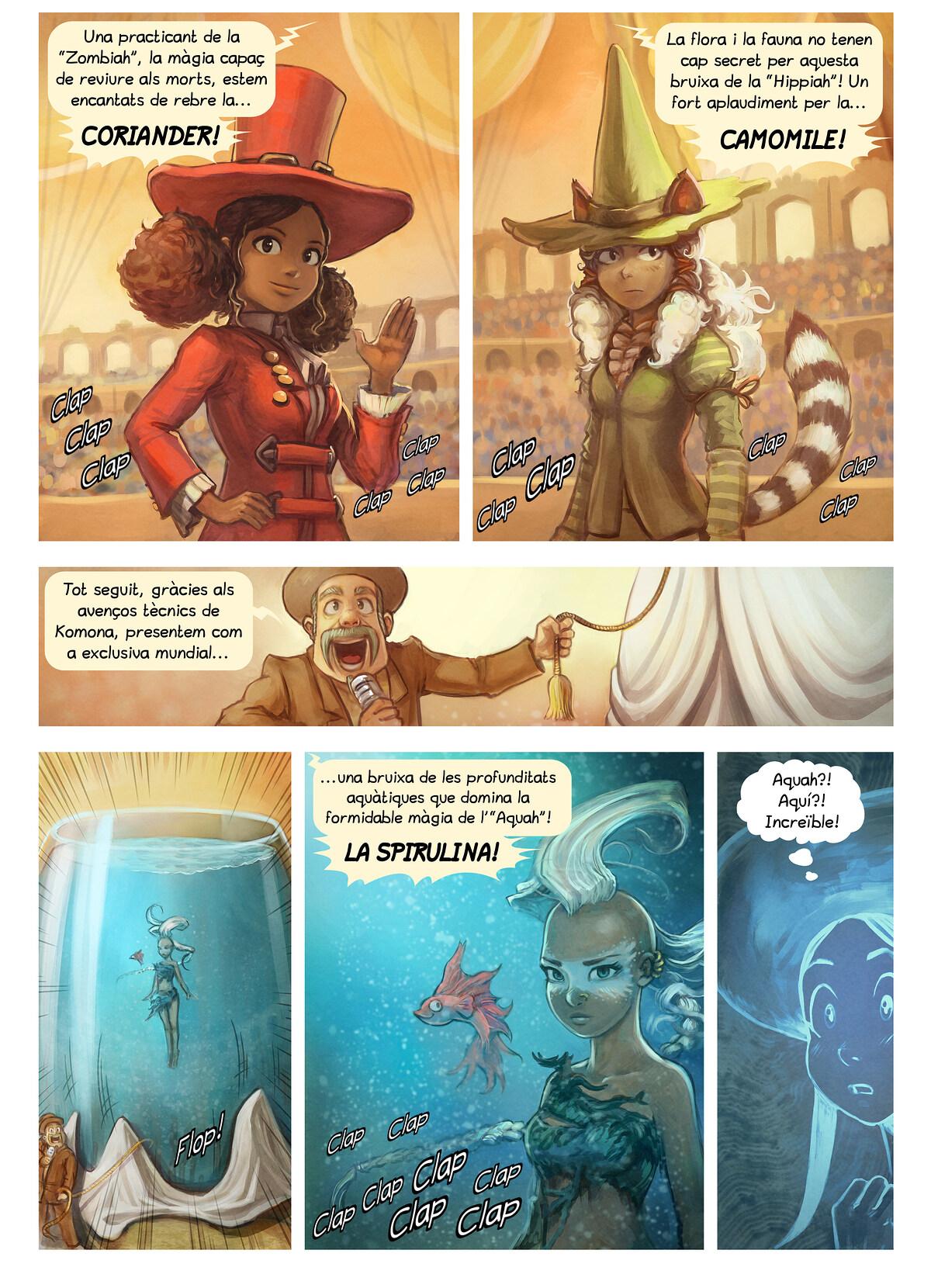 A webcomic page of Pepper&Carrot, episodi 21 [ca], pàgina 4