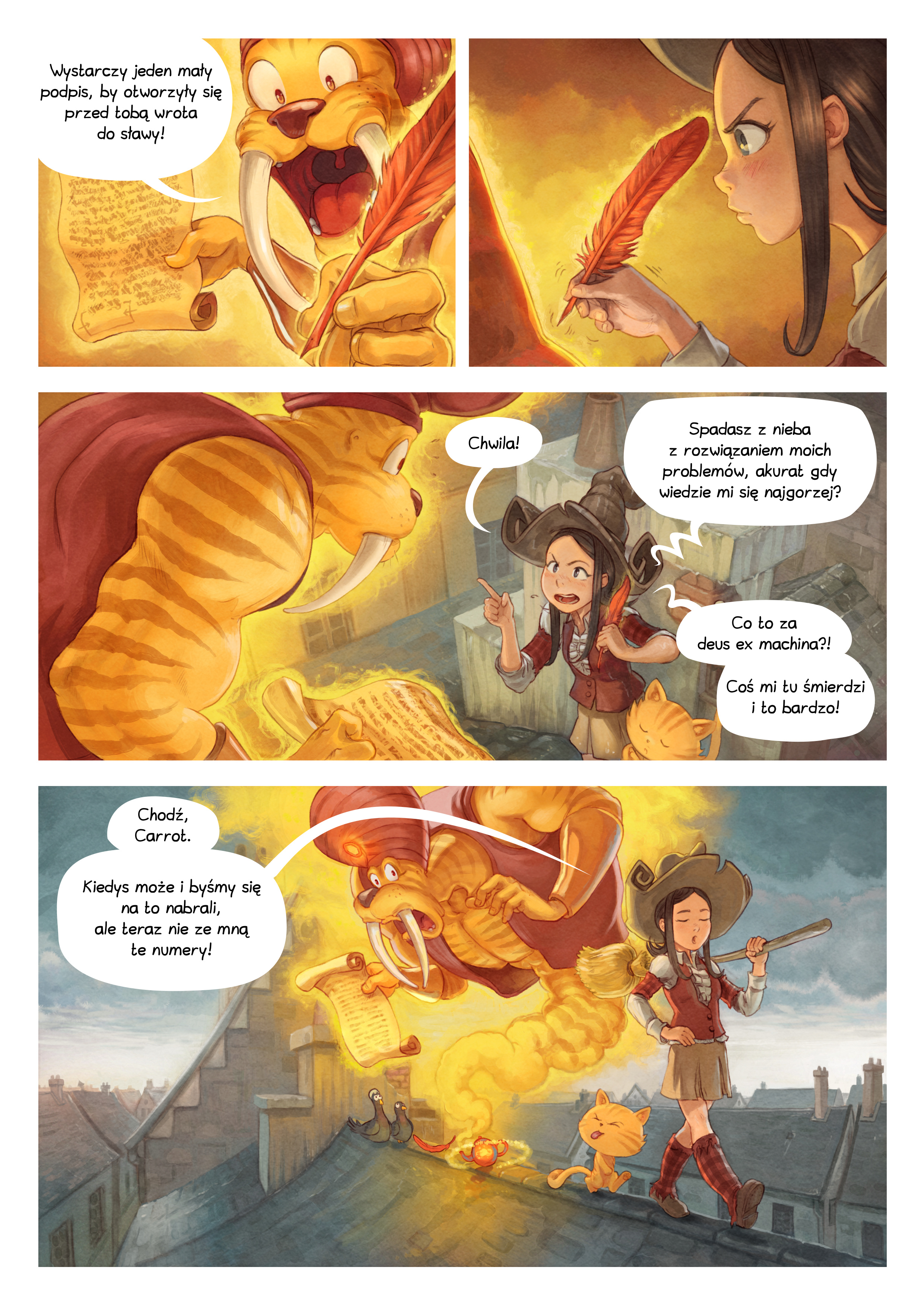 Odcinek 23: Podejmij ryzyko, Page 5