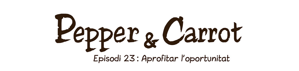 A webcomic page of Pepper&Carrot, episodi 23 [ca], pàgina 0