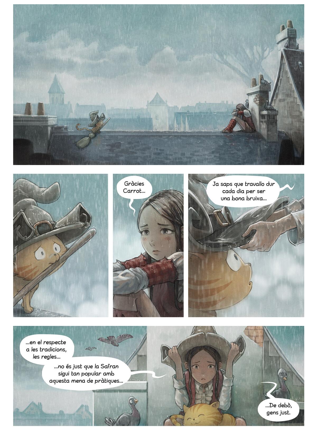 A webcomic page of Pepper&Carrot, episodi 23 [ca], pàgina 2