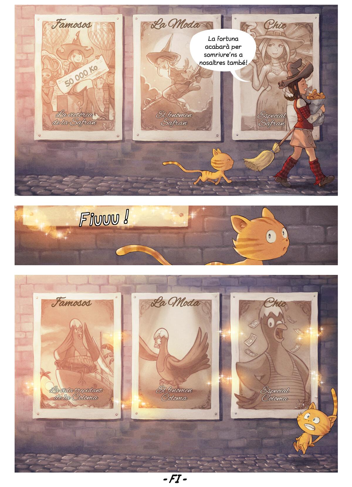 A webcomic page of Pepper&Carrot, episodi 23 [ca], pàgina 7