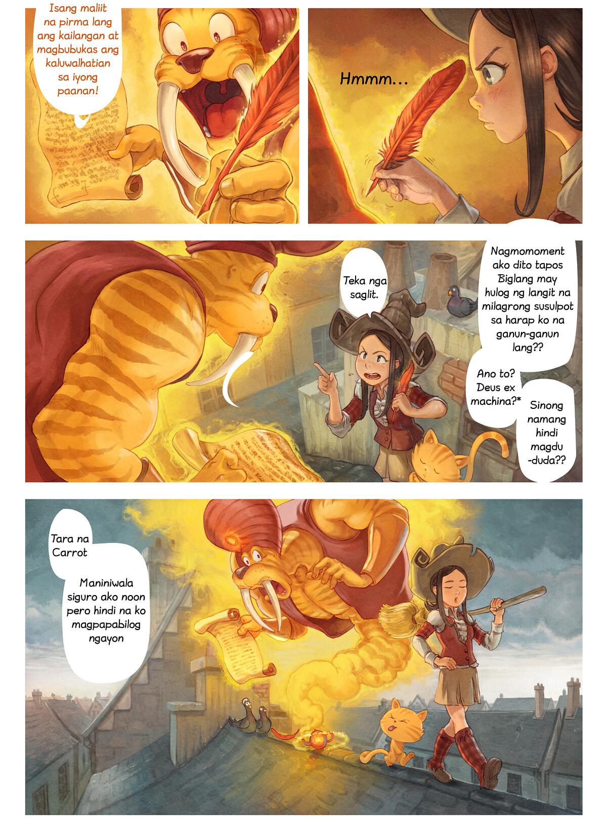 Episode 23: Take a Chance, Page 5