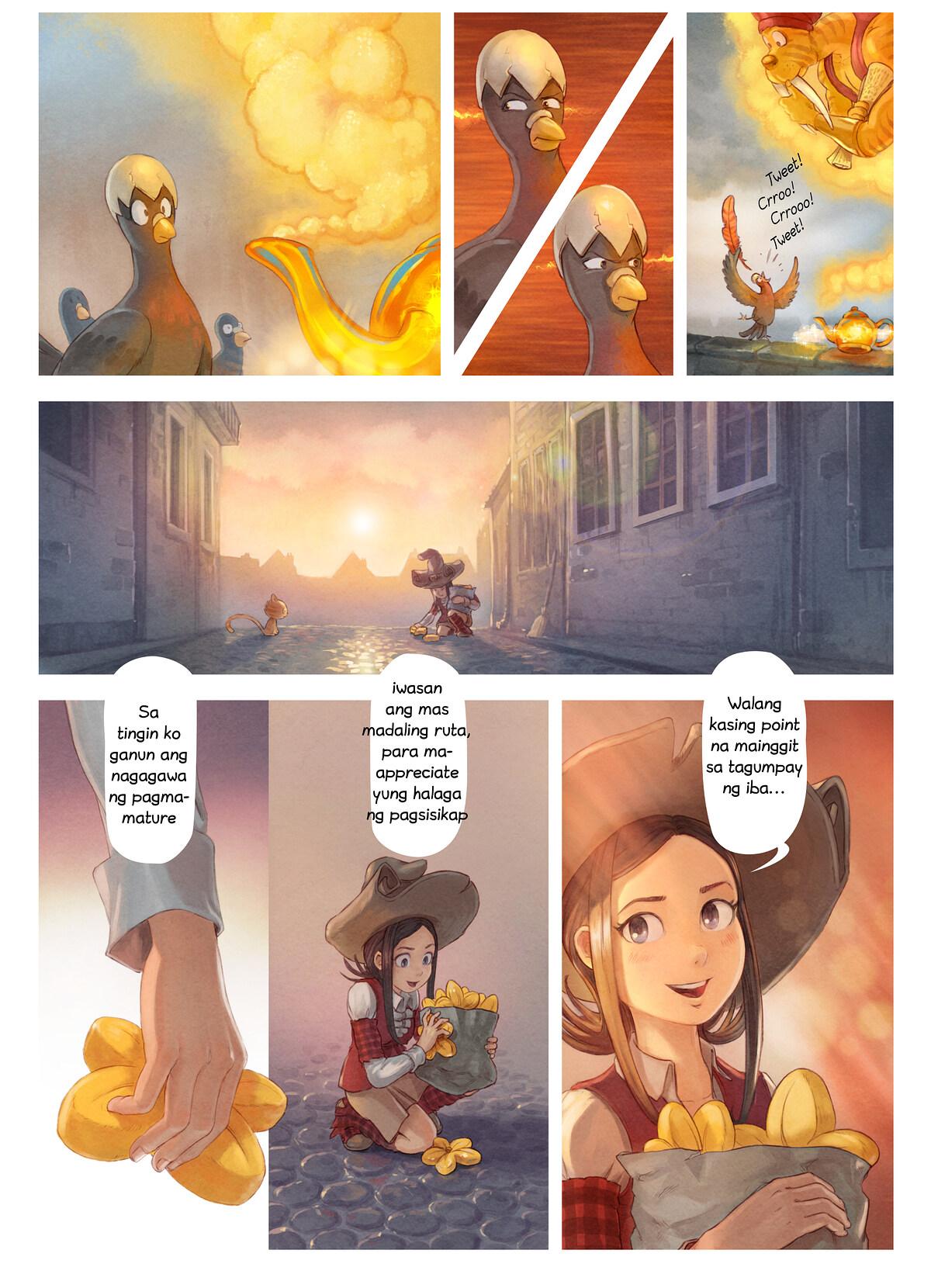 Episode 23: Take a Chance, Page 6