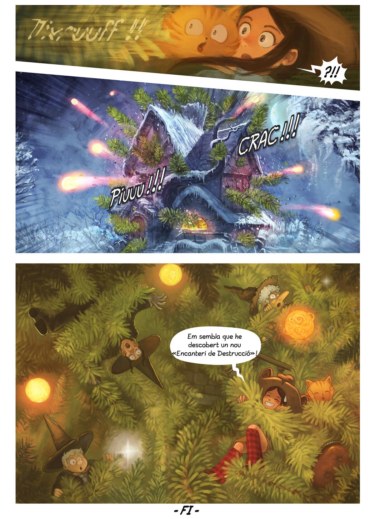 A webcomic page of Pepper&Carrot, episodi 24 [ca], pàgina 7
