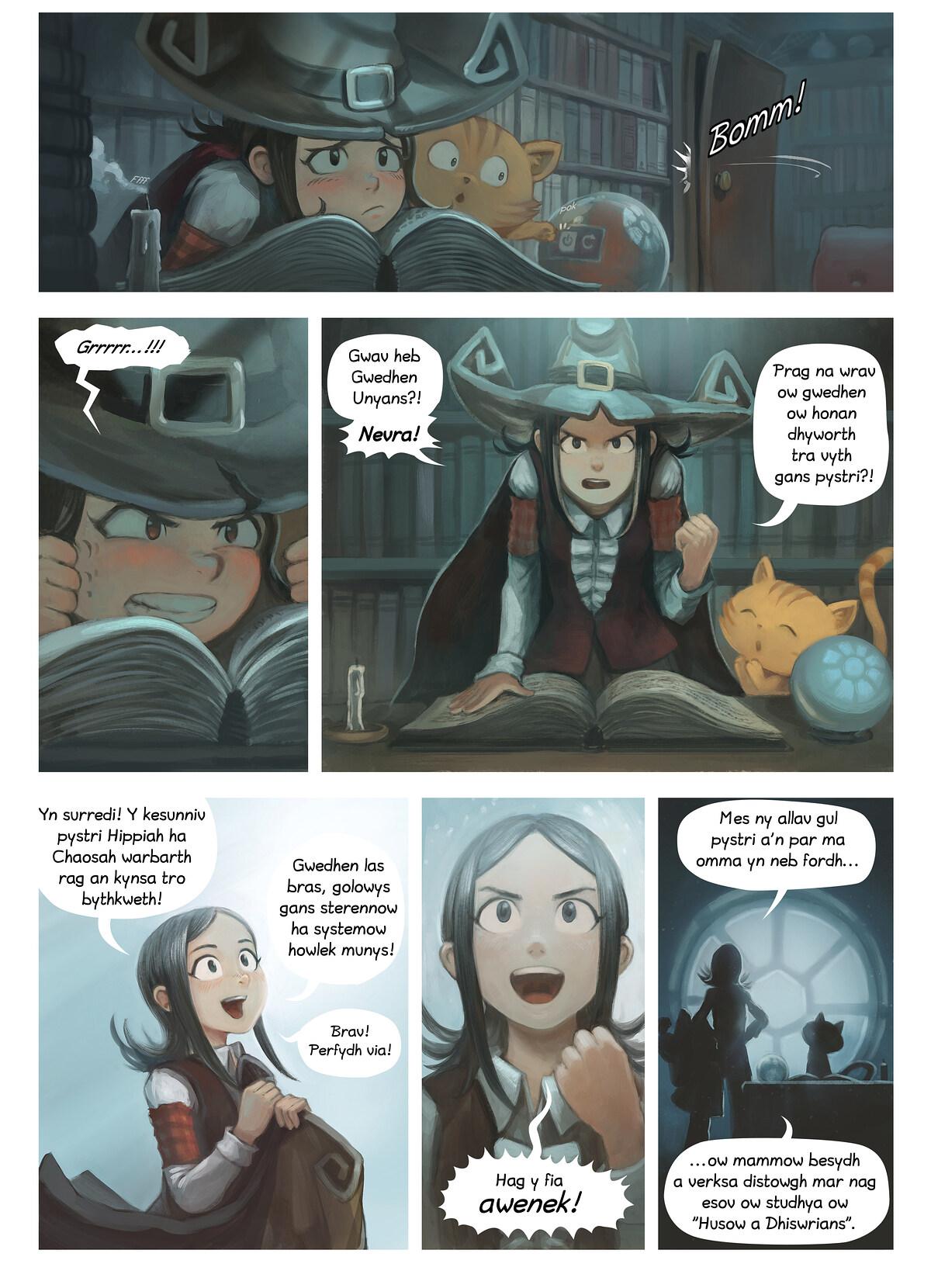 Rann 24: An Wedhen Unyans, Page 2