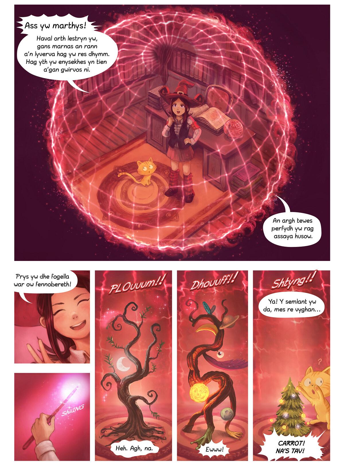 Rann 24: An Wedhen Unyans, Page 4