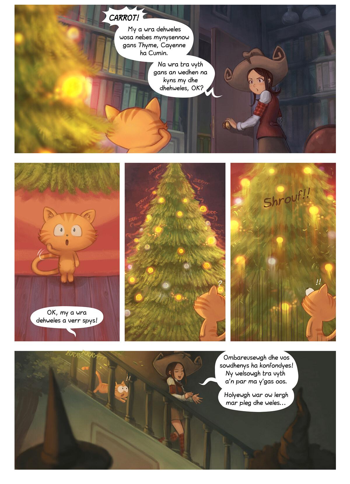 Rann 24: An Wedhen Unyans, Page 6