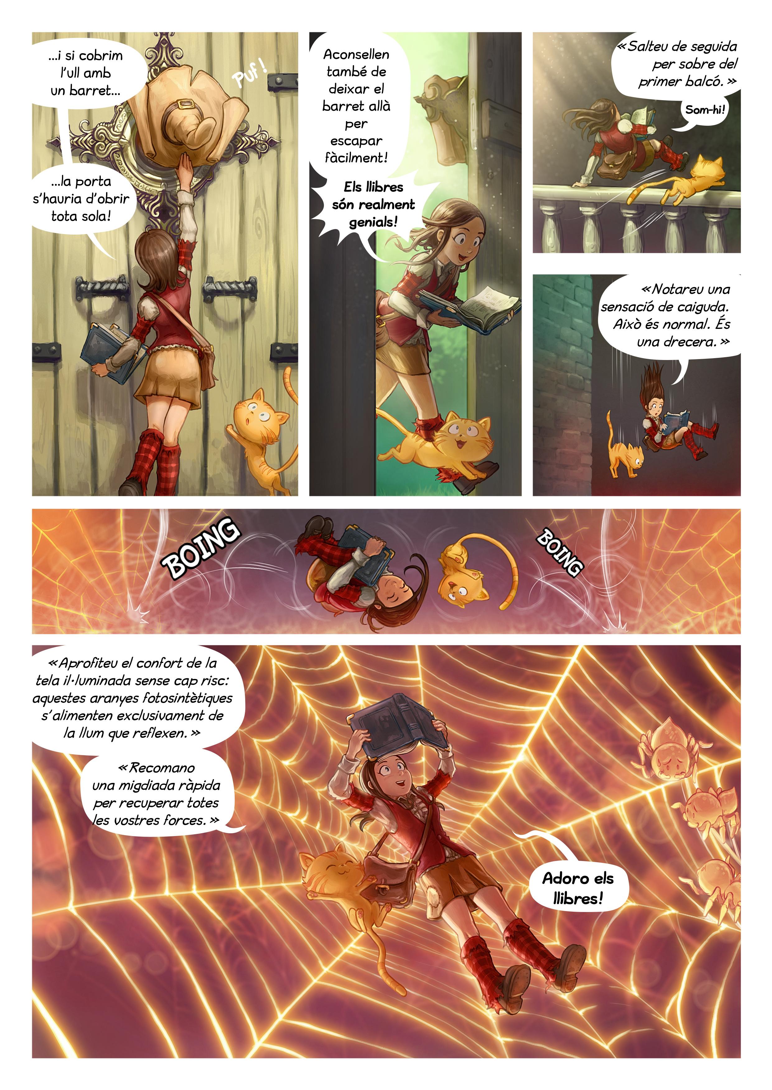Episodi 26 : Els llibres són genials, Page 2