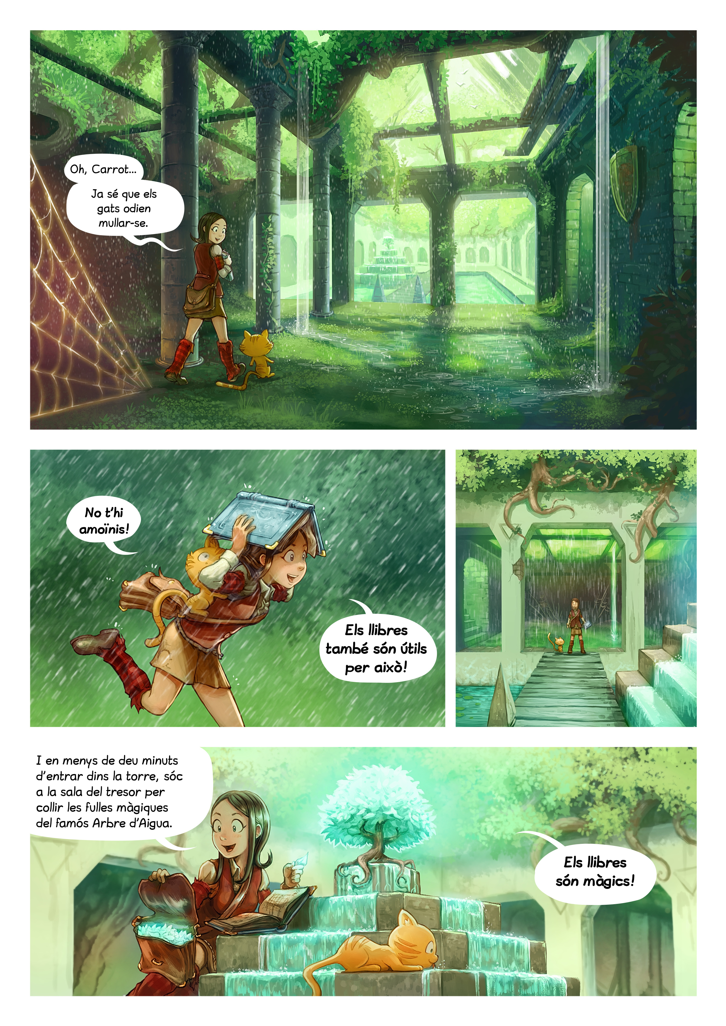 Episodi 26 : Els llibres són genials, Page 3