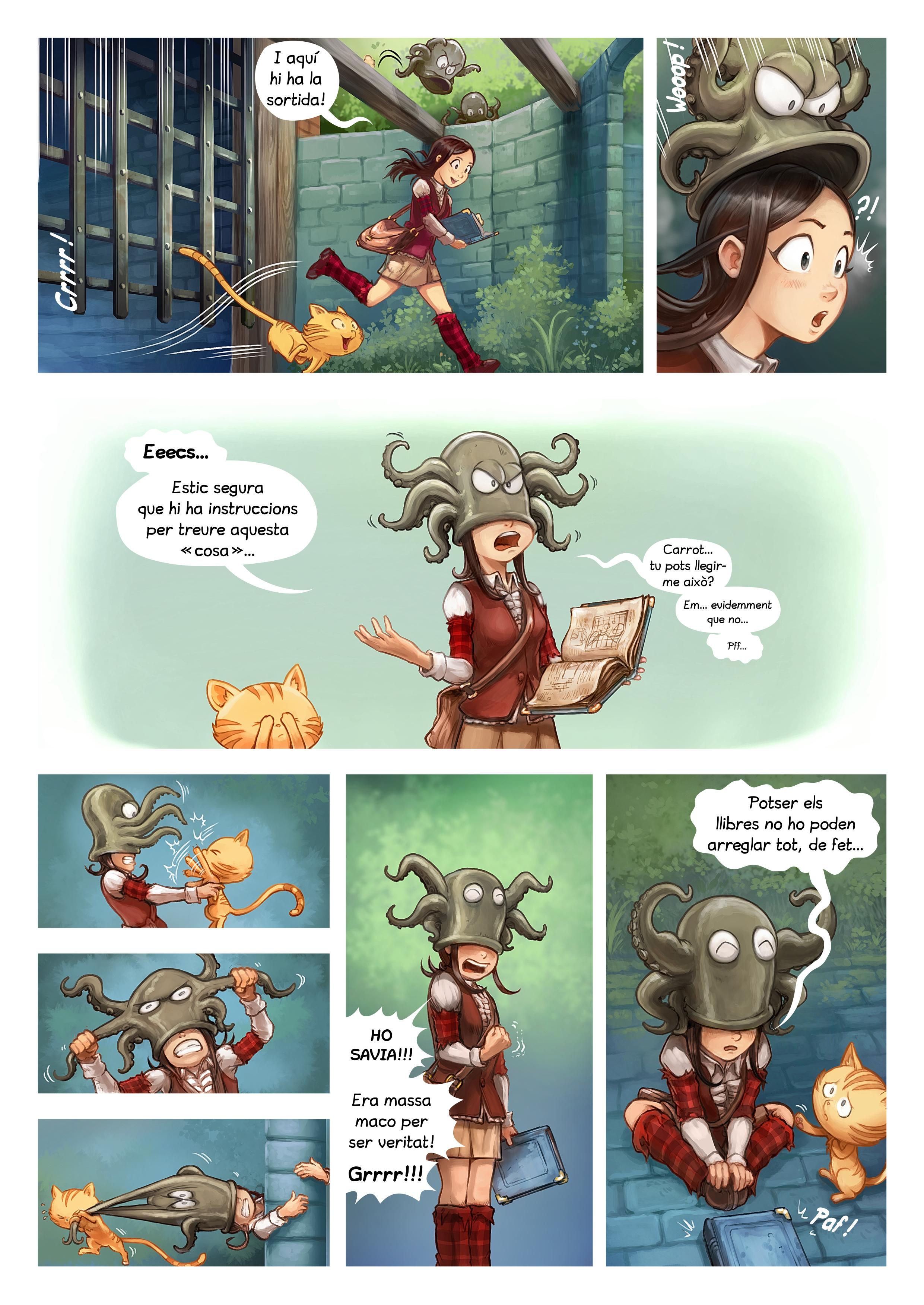Episodi 26 : Els llibres són genials, Page 5