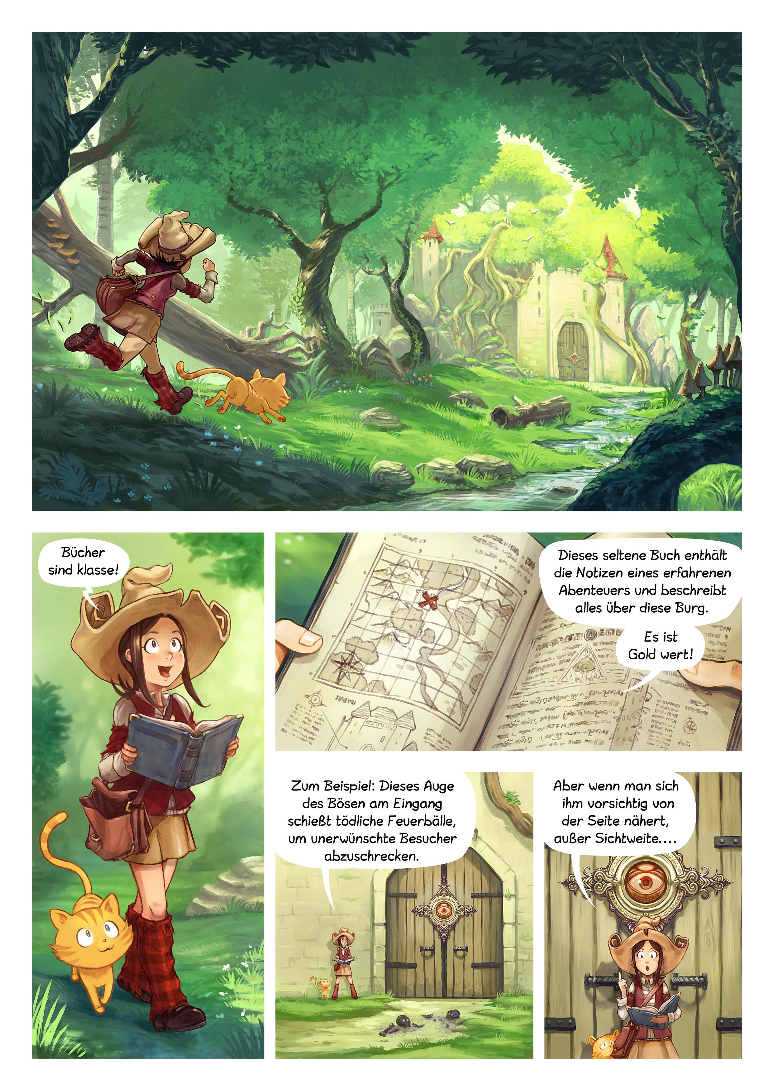 Episode 26: Bücher sind klasse, Page 1
