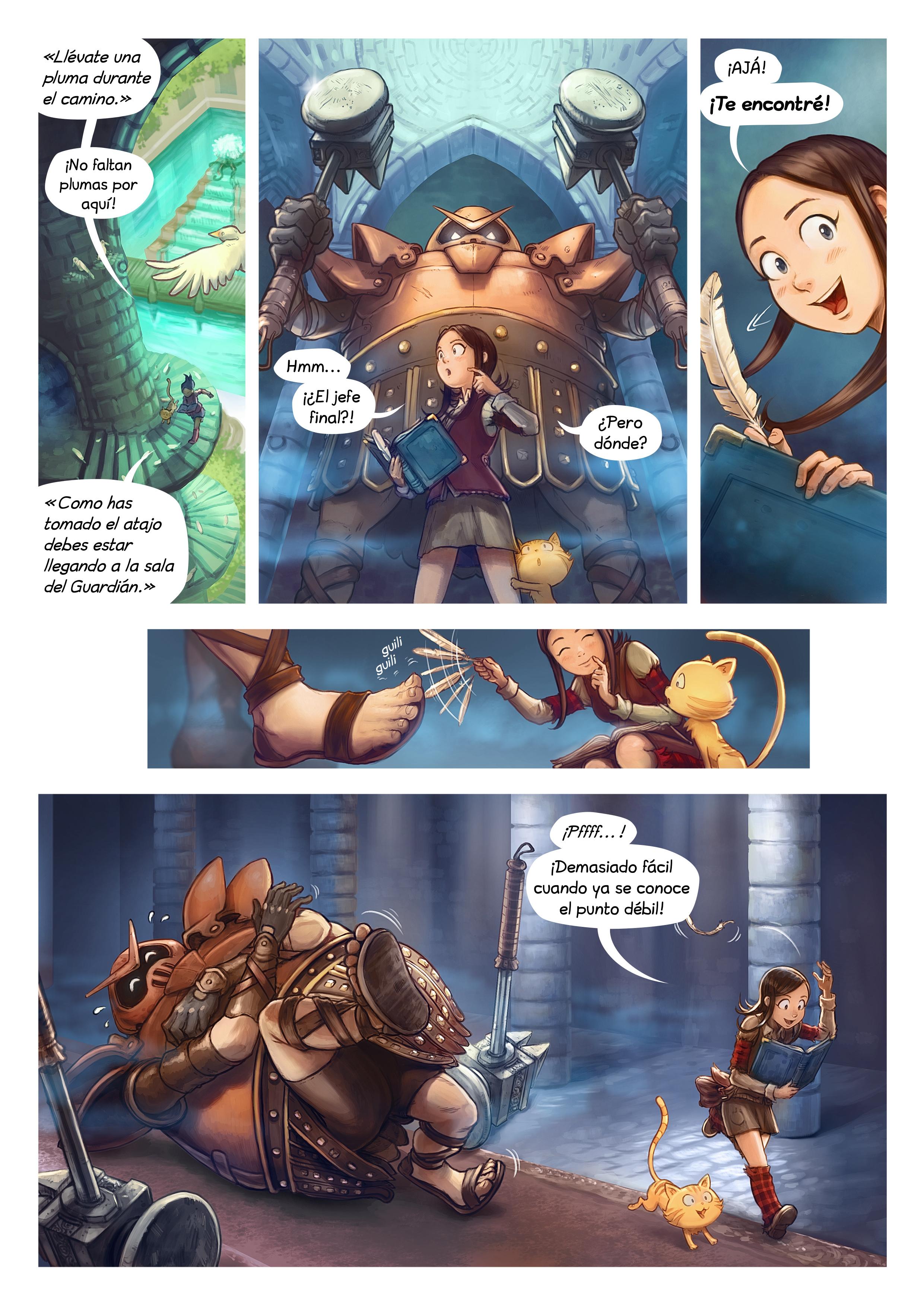 Episodio 26: Los libros son geniales, Page 4