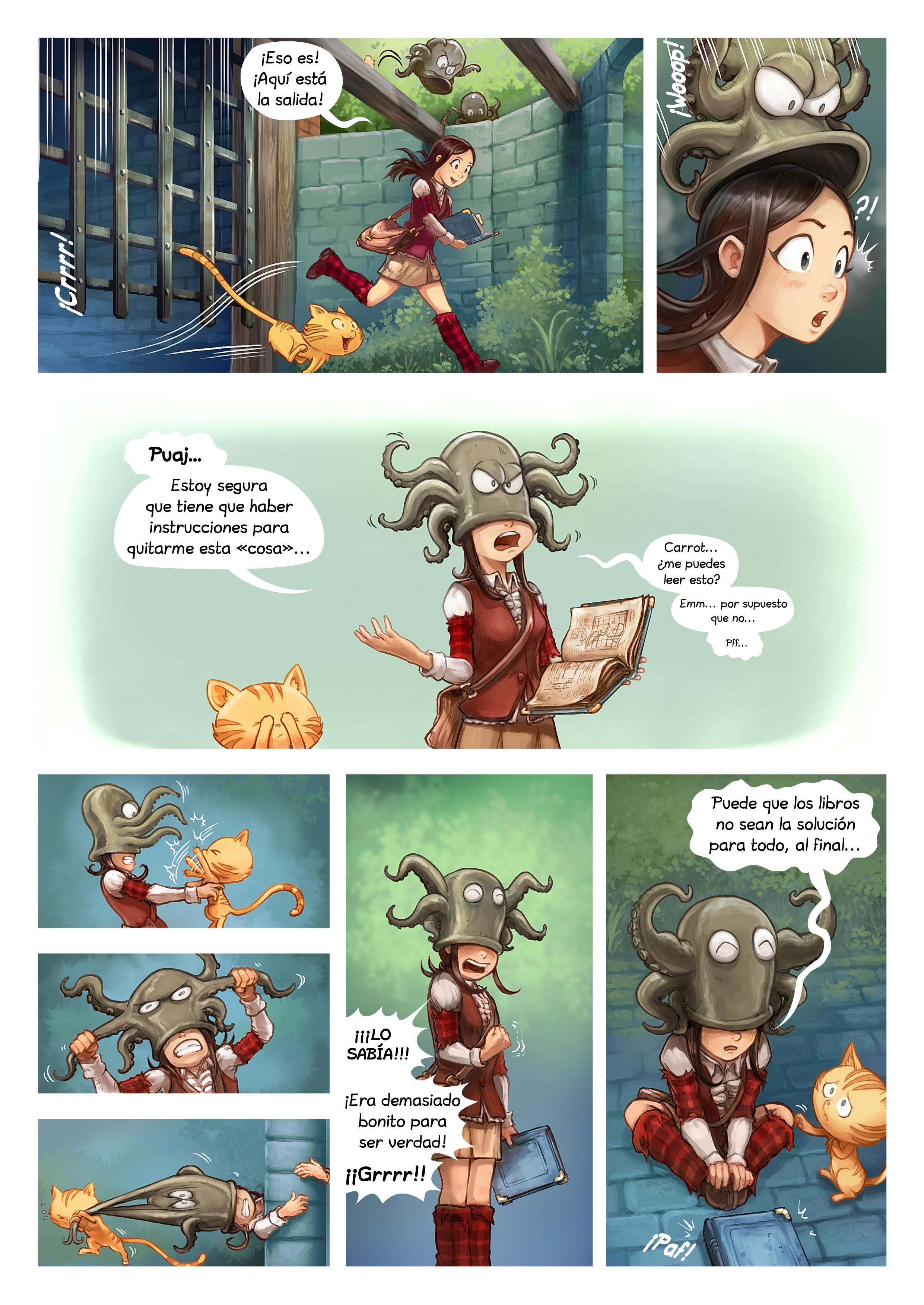 Episodio 26: Los libros son geniales, Page 5