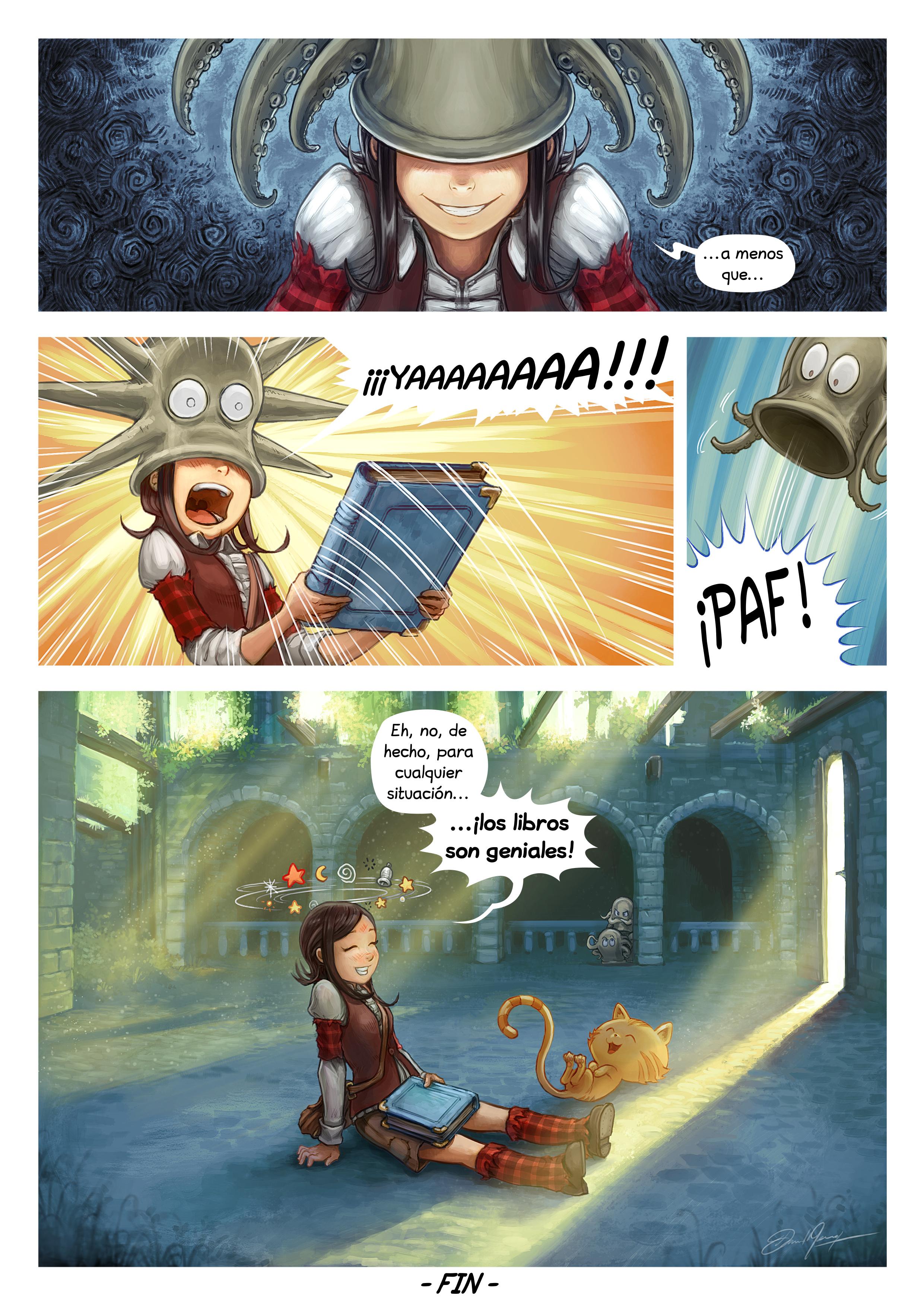 Episodio 26: Los libros son geniales, Page 6